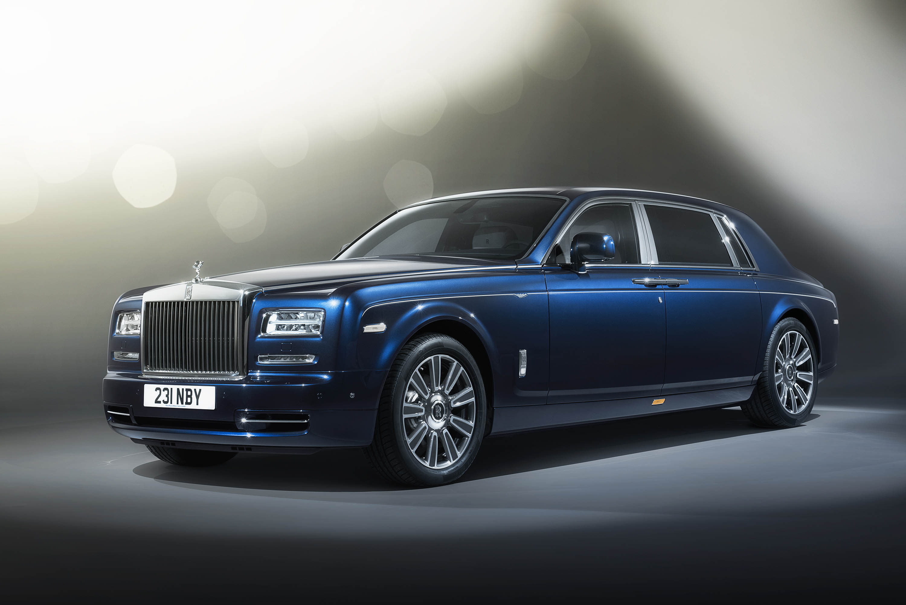 What S New For 2017 Rolls Royce