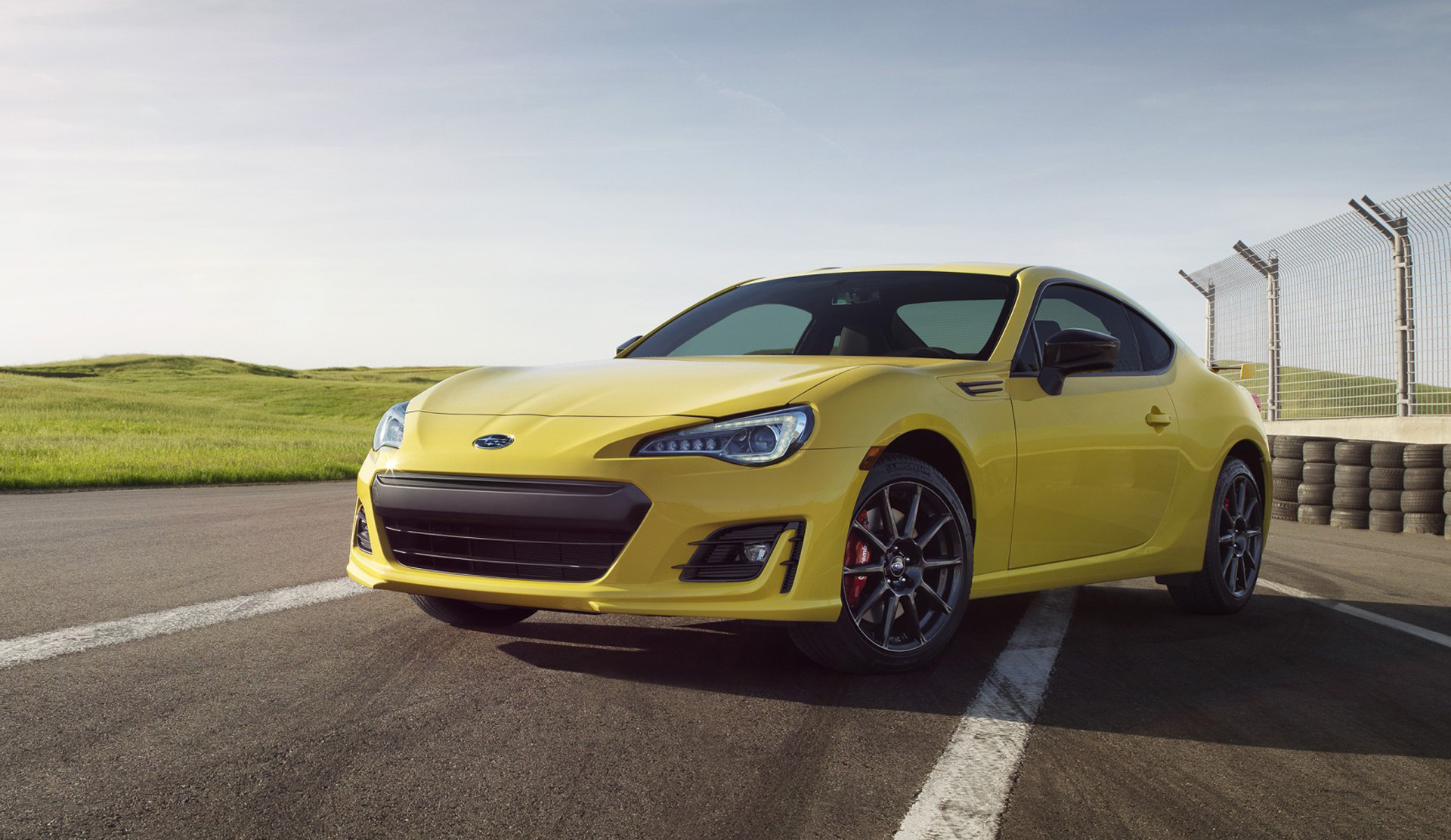 2017 Subaru Brz Gets Series Yellow Special Edition