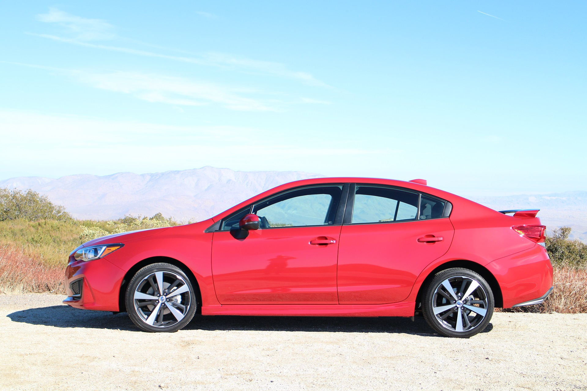 Subaru Impreza First Drive Of Awd Compact Sedan Hatch