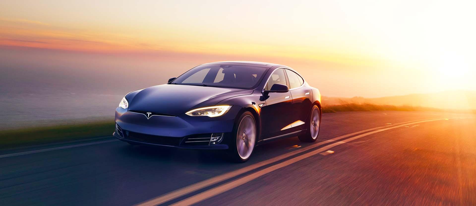 Tesla p100d ludicrous