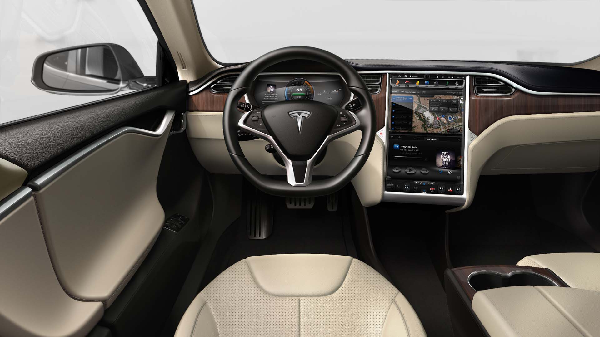 Tesla Model S X To Receive Spartan Model 3 Interior Design