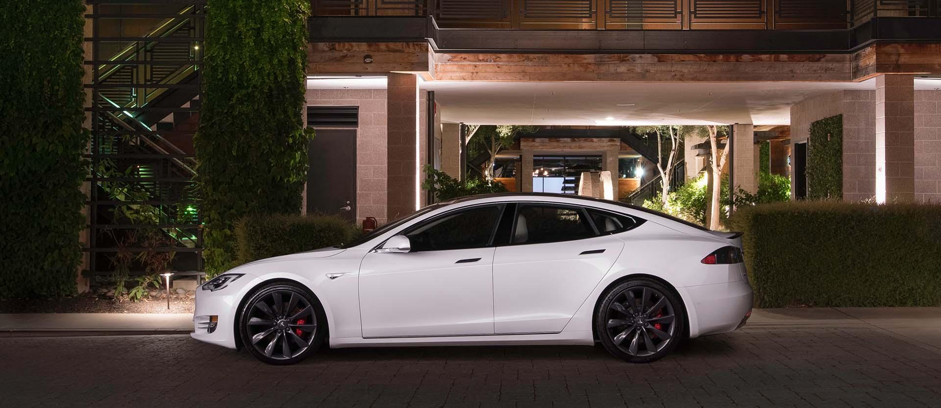 Tesla Model S 75d >> All-wheel drive now standard on Tesla Model S, Model X
