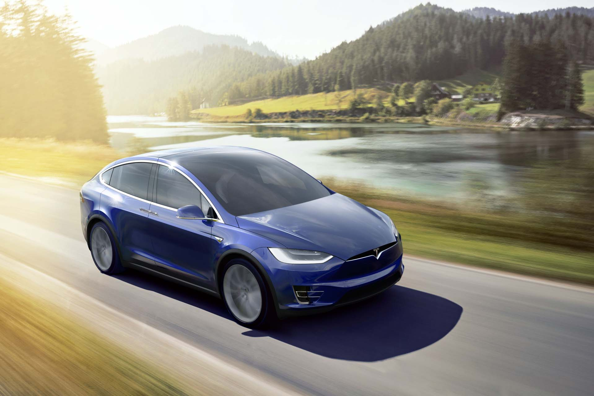 2017 Tesla Model X Review Ratings Specs Prices And