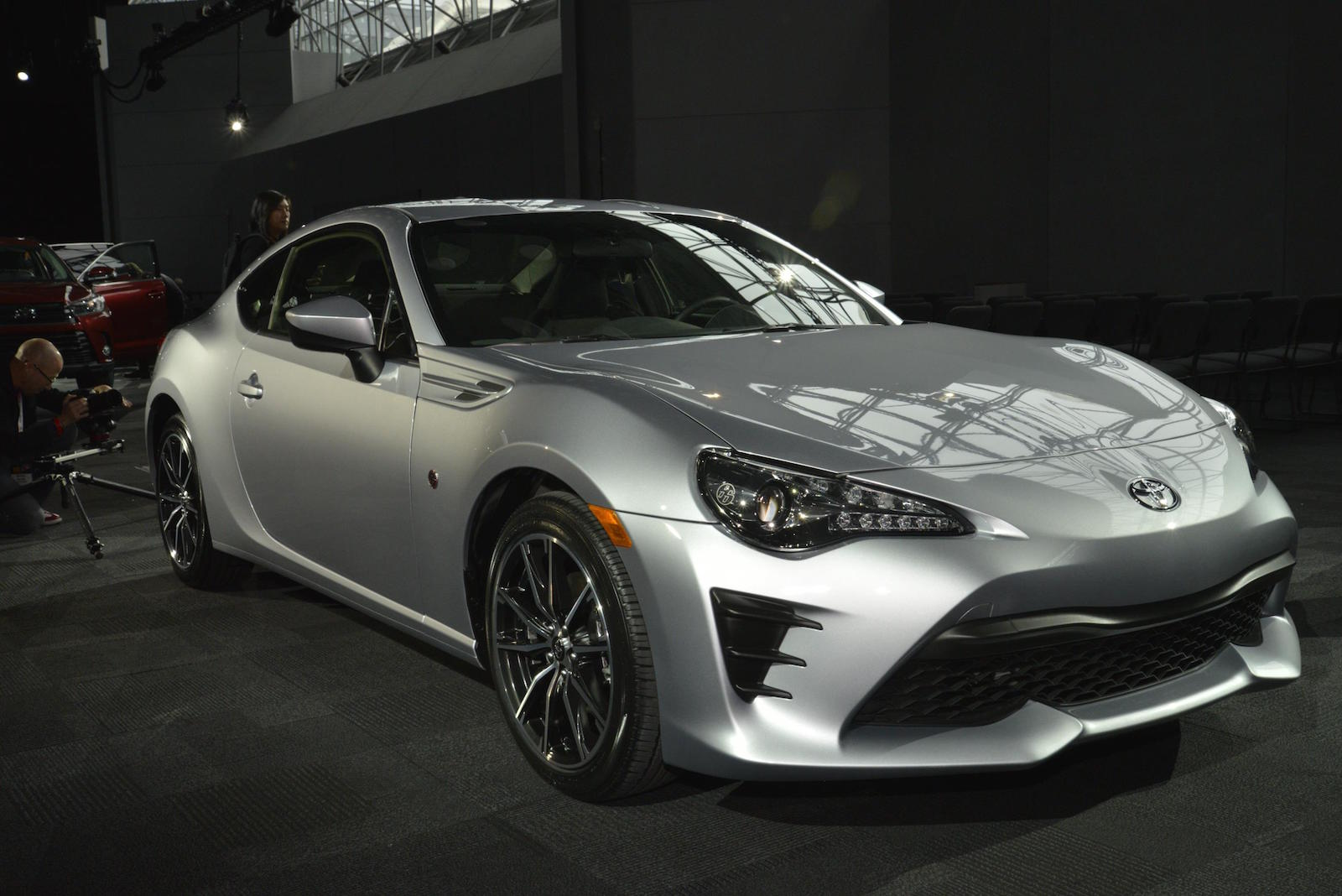 Say Goodbye To The Scion Fr S And Hello To The 2017 Toyota 86