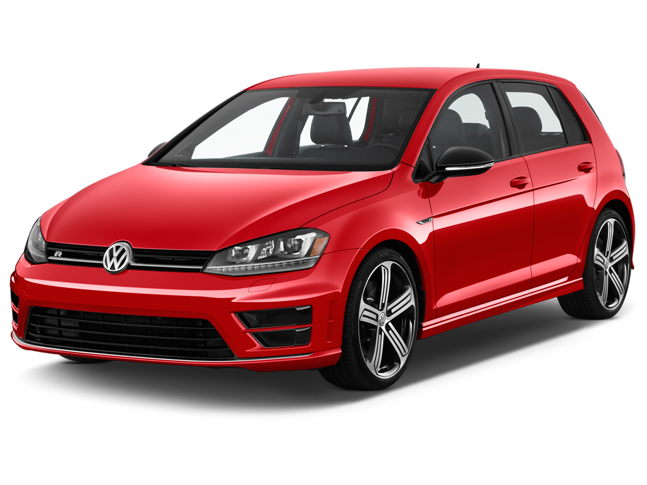 new and used volkswagen golf r vw prices photos reviews specs the car connection. Black Bedroom Furniture Sets. Home Design Ideas