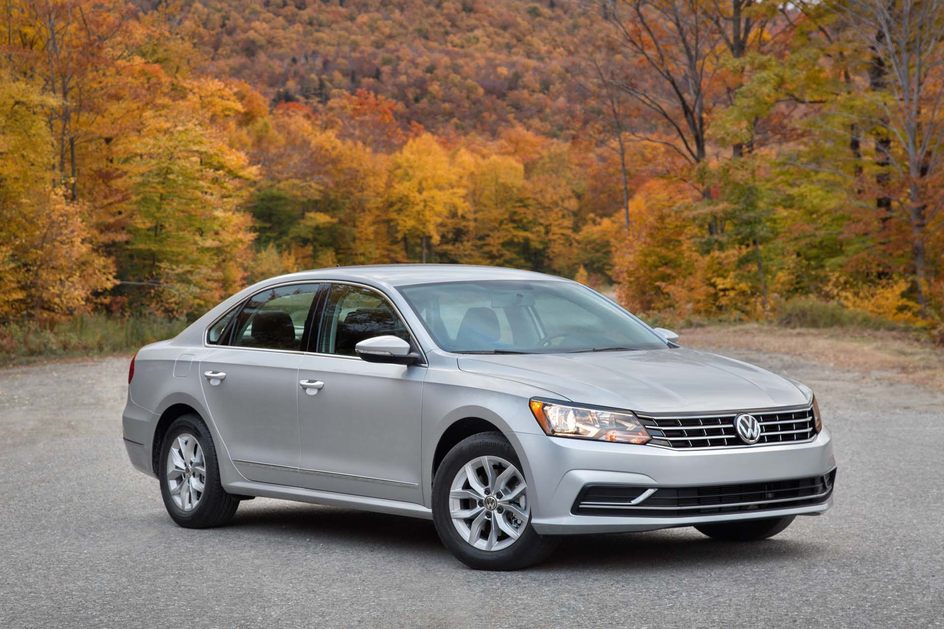 2017 Volkswagen Passat recalled over brake fluid leak