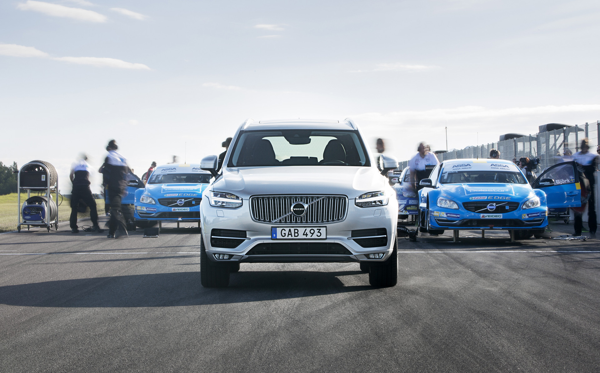 Hyundai Spy Shots >> Polestar tuning makes the XC90 T8 most powerful Volvo ever