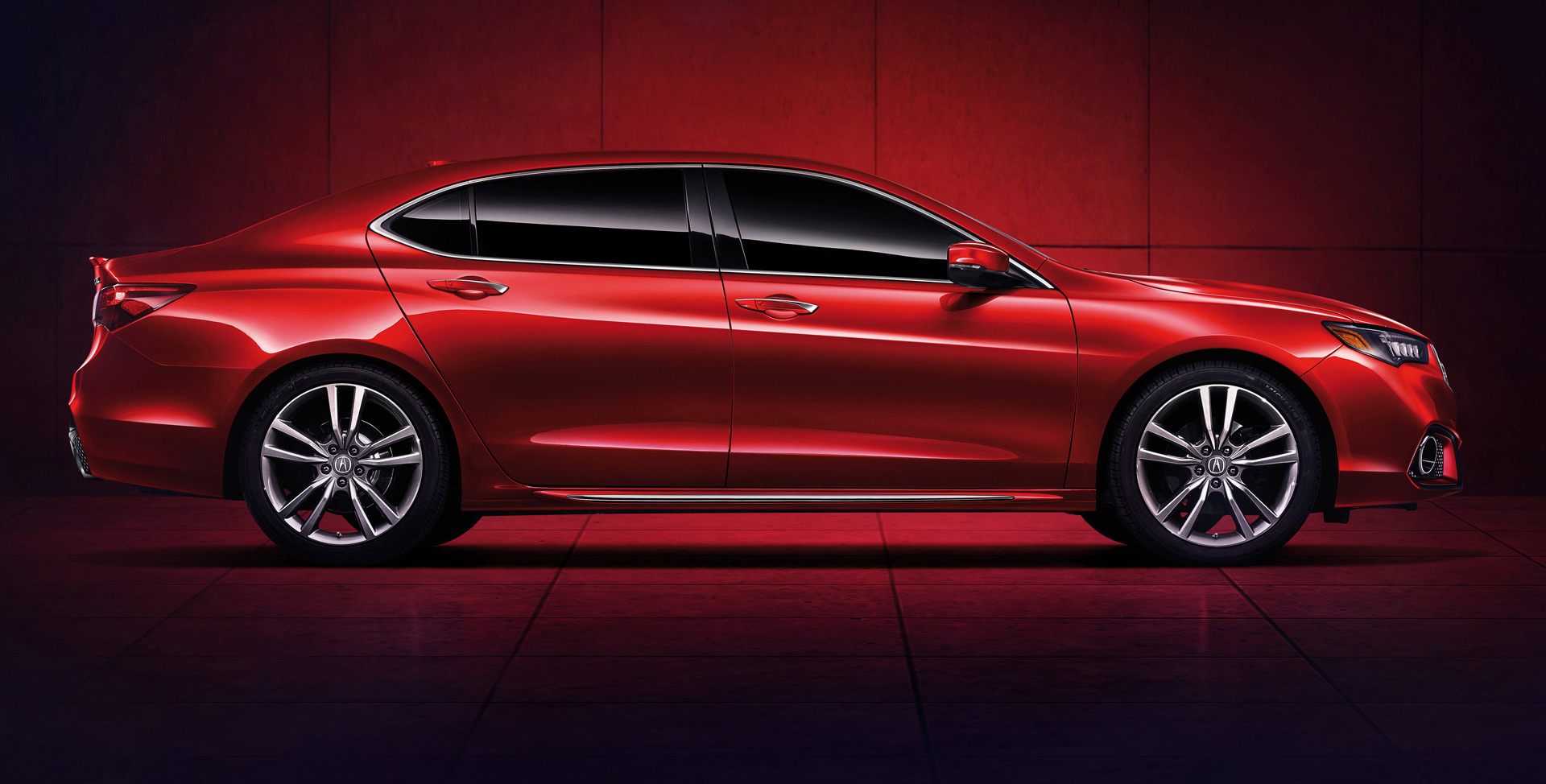 Long-wheelbase Acura TLX-L debuts at 2017 Shanghai auto show