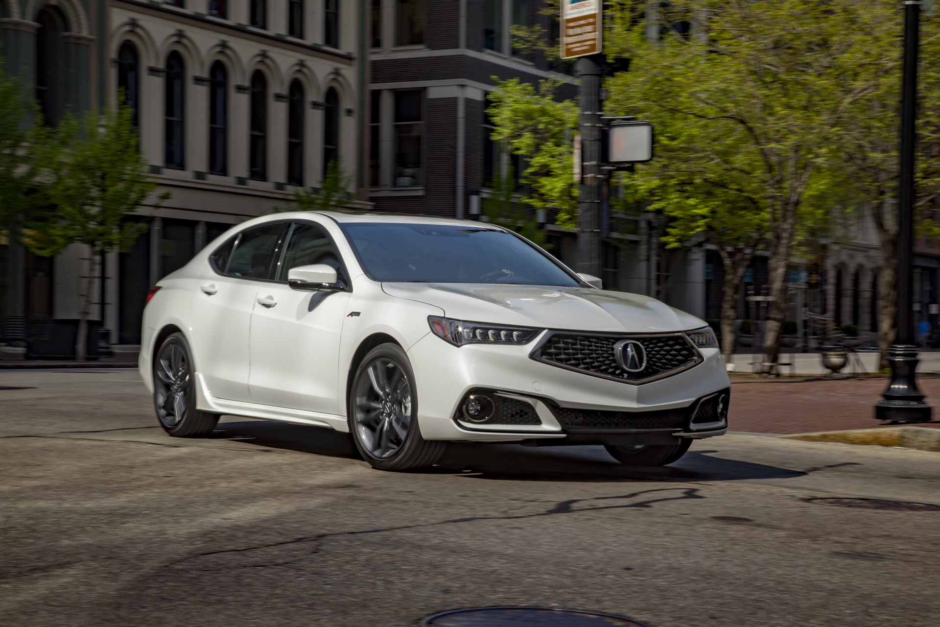 2018 Acura TLX A-Spec first drive review: character by ...