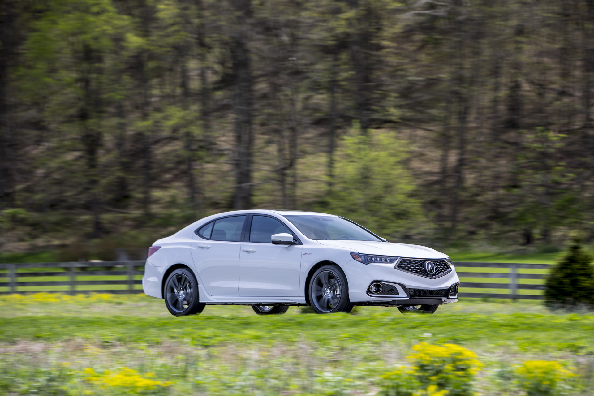 2018 acura tlx review ratings specs prices and photos the car connection. Black Bedroom Furniture Sets. Home Design Ideas