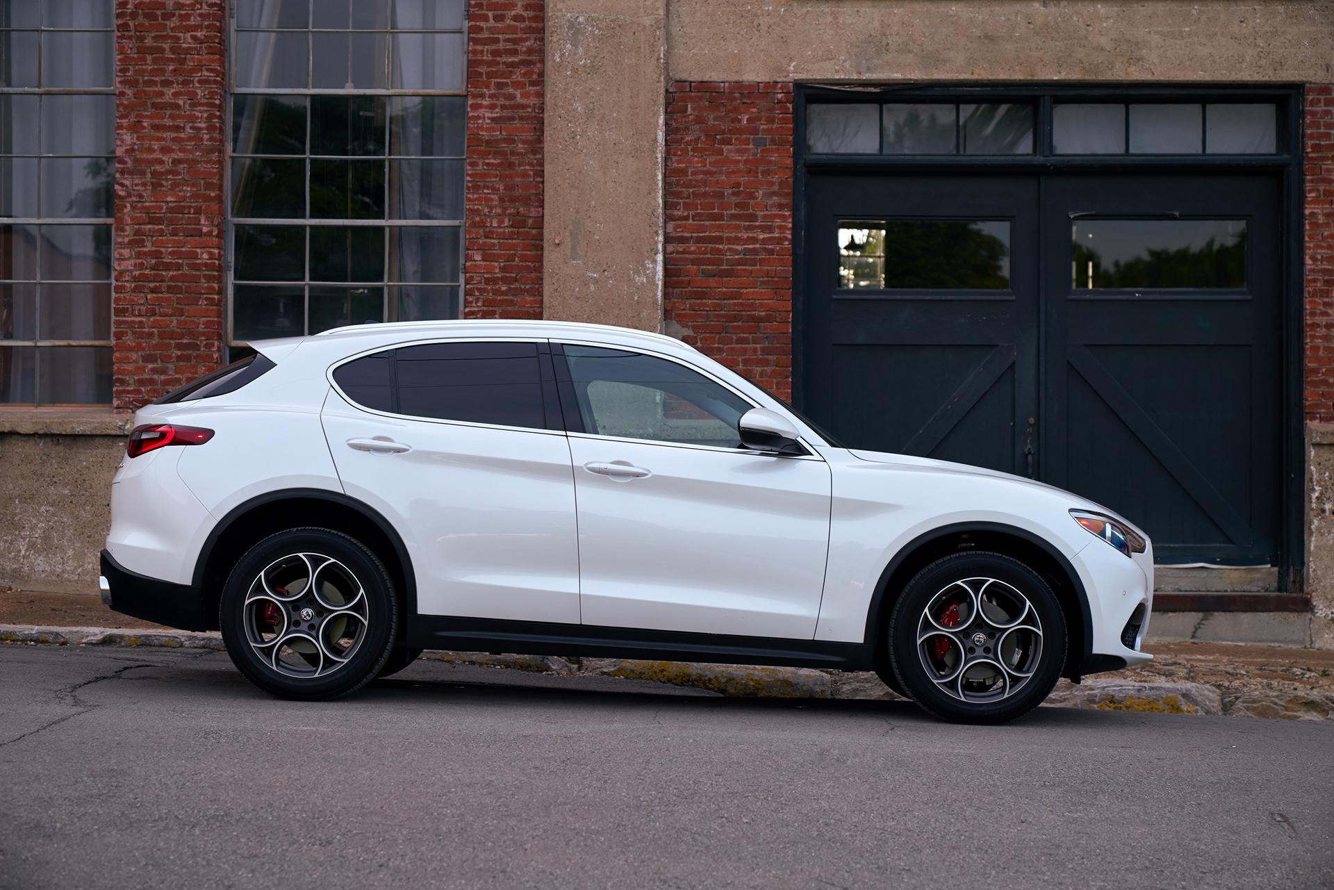 Alfa Romeo Stelvio Review Audi A6 Spy Shots Mercedes Amg