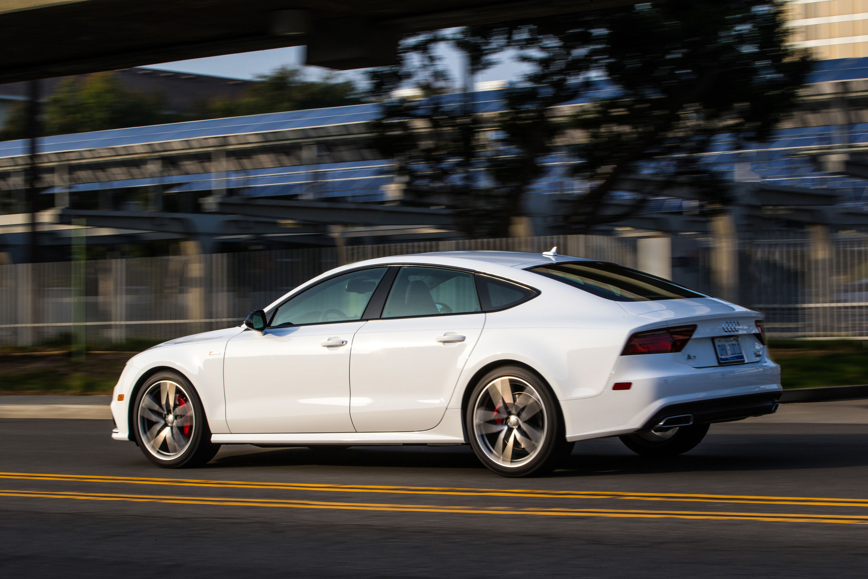 2018 audi a7 review ratings specs prices and photos the car connection. Black Bedroom Furniture Sets. Home Design Ideas