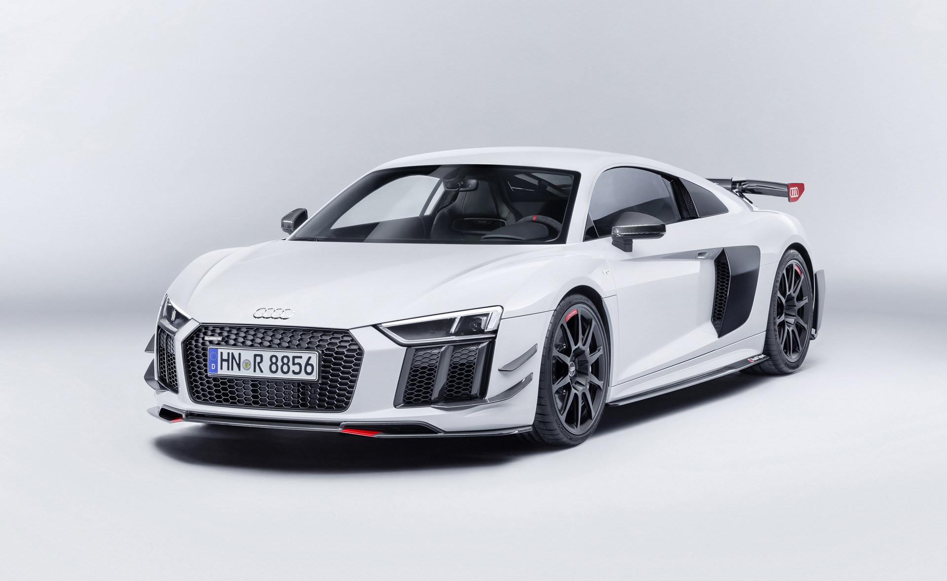 r8 and tt rs first to receive audi sport performance parts. Black Bedroom Furniture Sets. Home Design Ideas