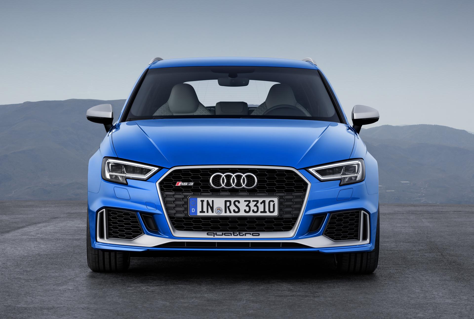Audi RS 3, Lamborghini Urus, Mopar '17 Dodge Challenger ...