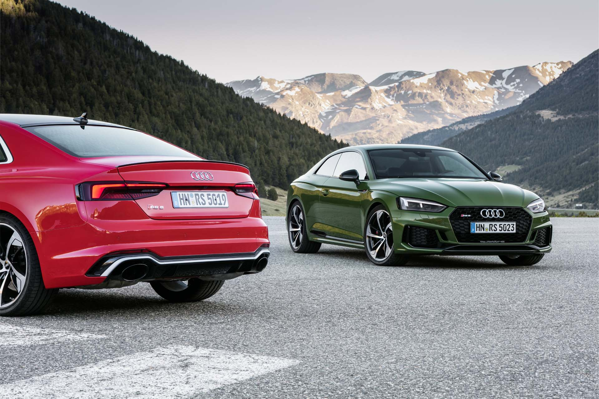 Audi Sport underquotes its cars' performance numbers