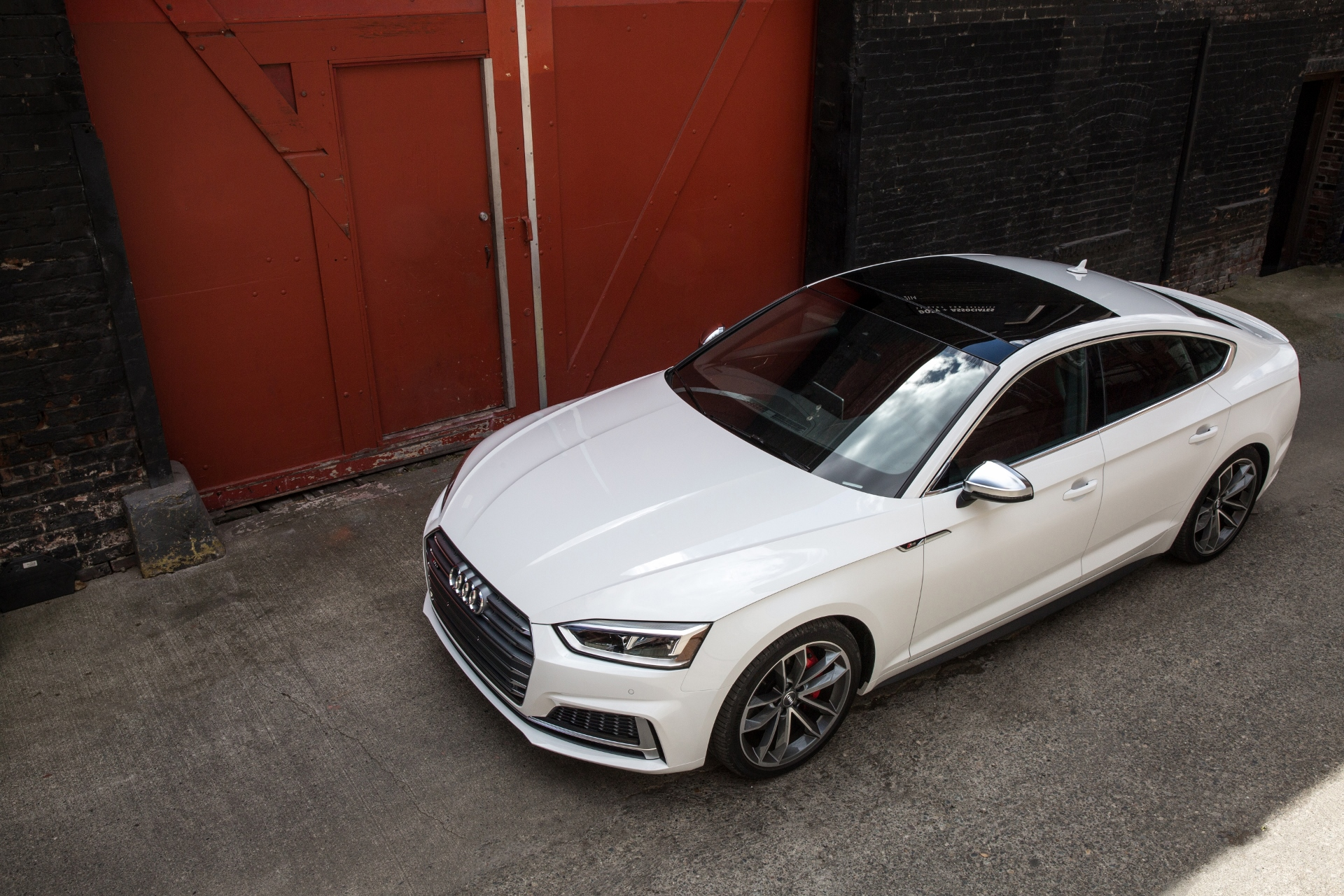 2018 audi a5 s5 sportback first drive review a niche worth exploring. Black Bedroom Furniture Sets. Home Design Ideas