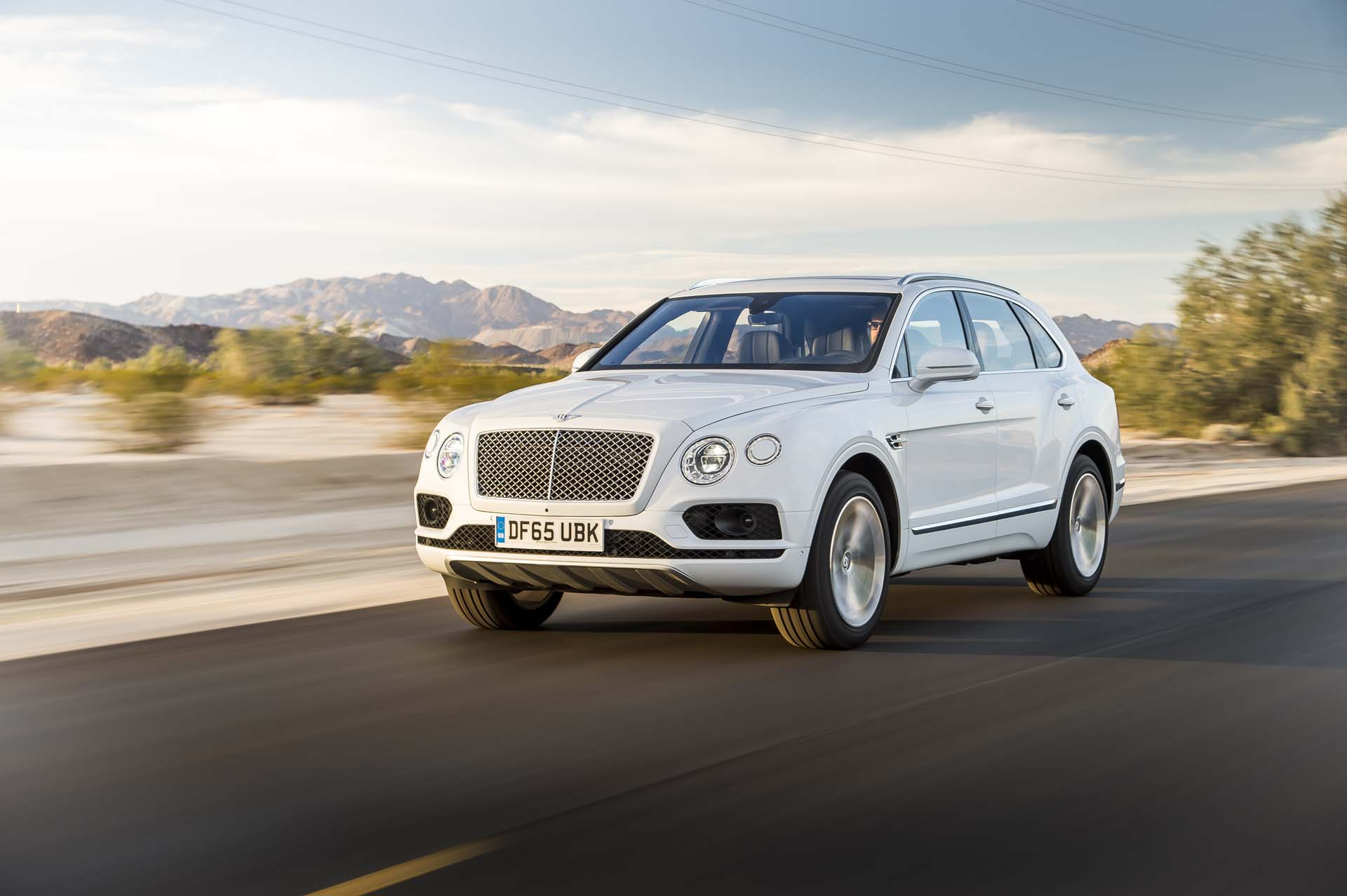 2018 Bentley Bentayga: Mulliner Version, Changes, PRice >> 2018 Bentley Bentayga Review Ratings Specs Prices And