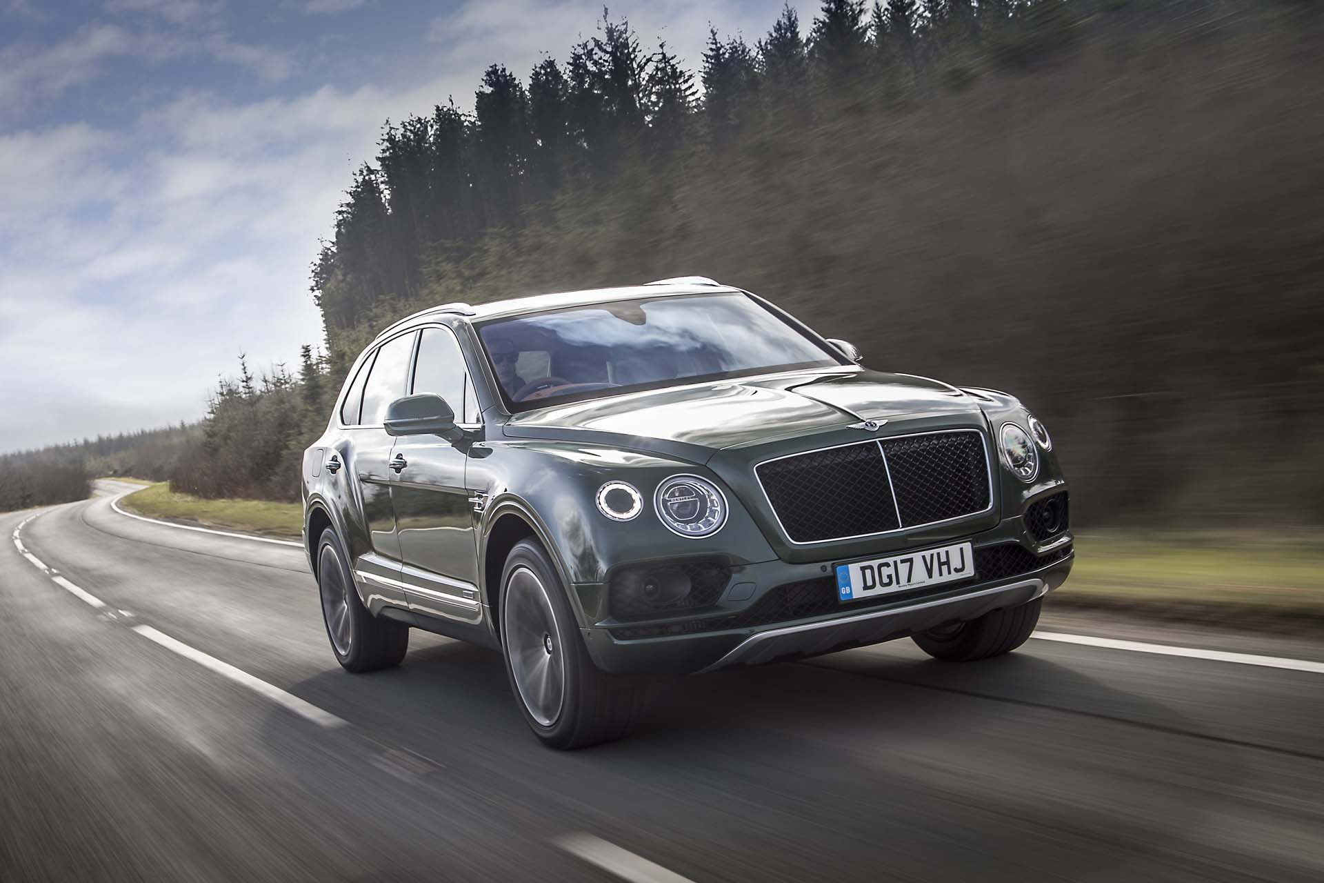 2018 Bentley Bentayga Review, Ratings, Specs, Prices, and ...