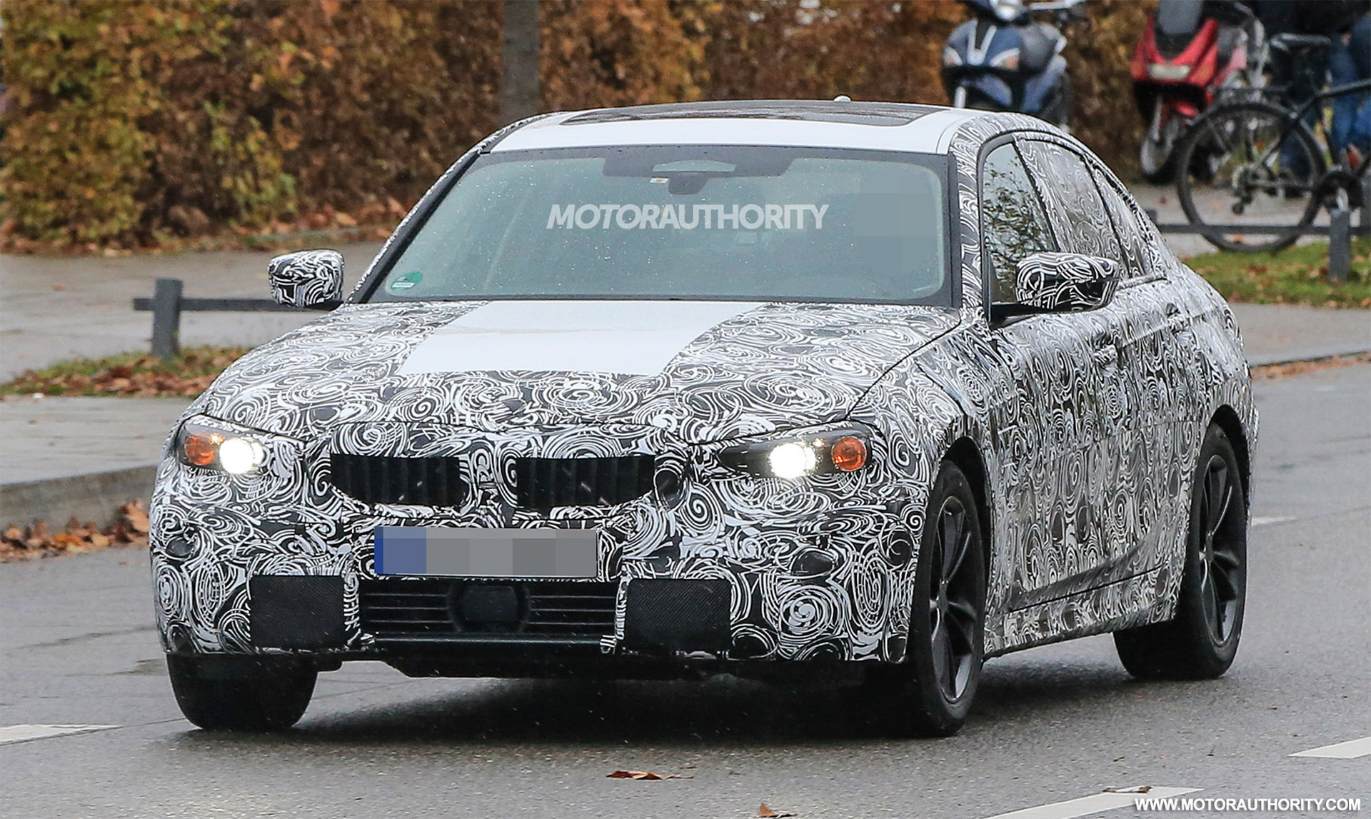 2018 Bmw 3 Series >> 2019 Bmw 3 Series Spy Shots And Video