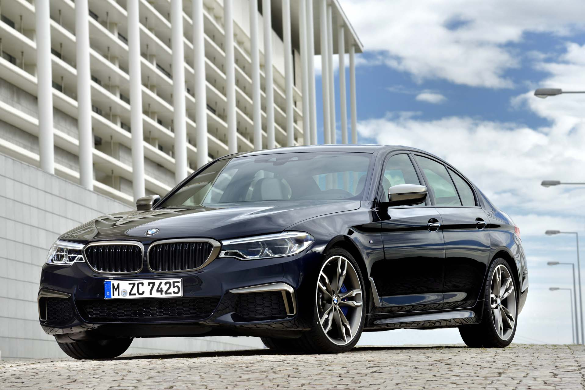 New 2018 Bmw M550i Xdrive Detailed