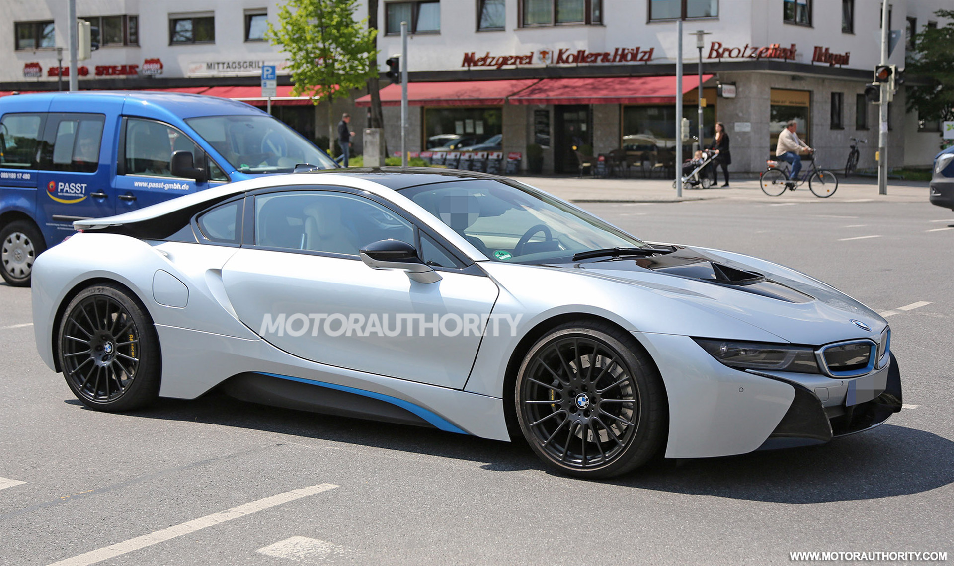2019 Bmw I8 Spy Shots