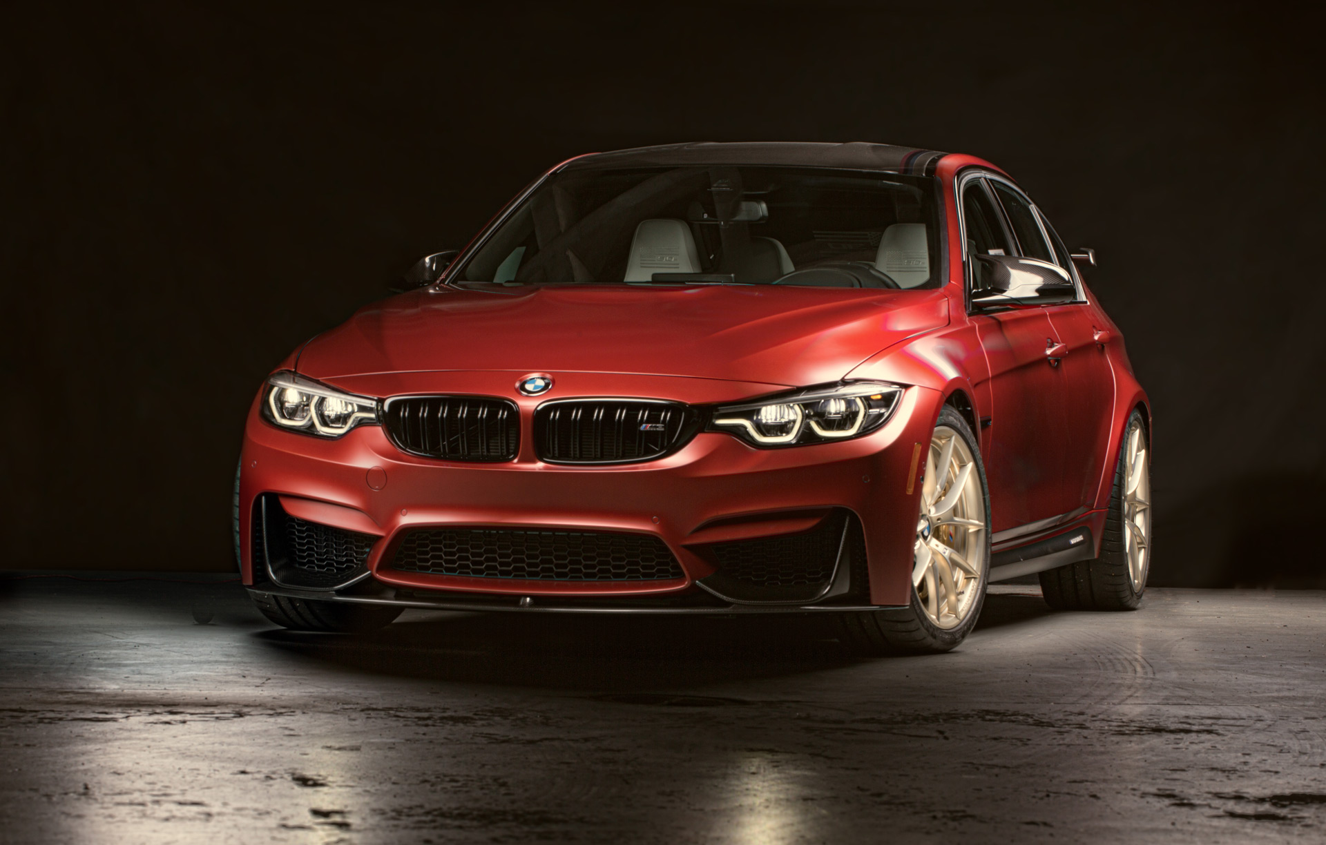 Bmw Unveils M3 30 Years American Edition M5 M Performance Parts