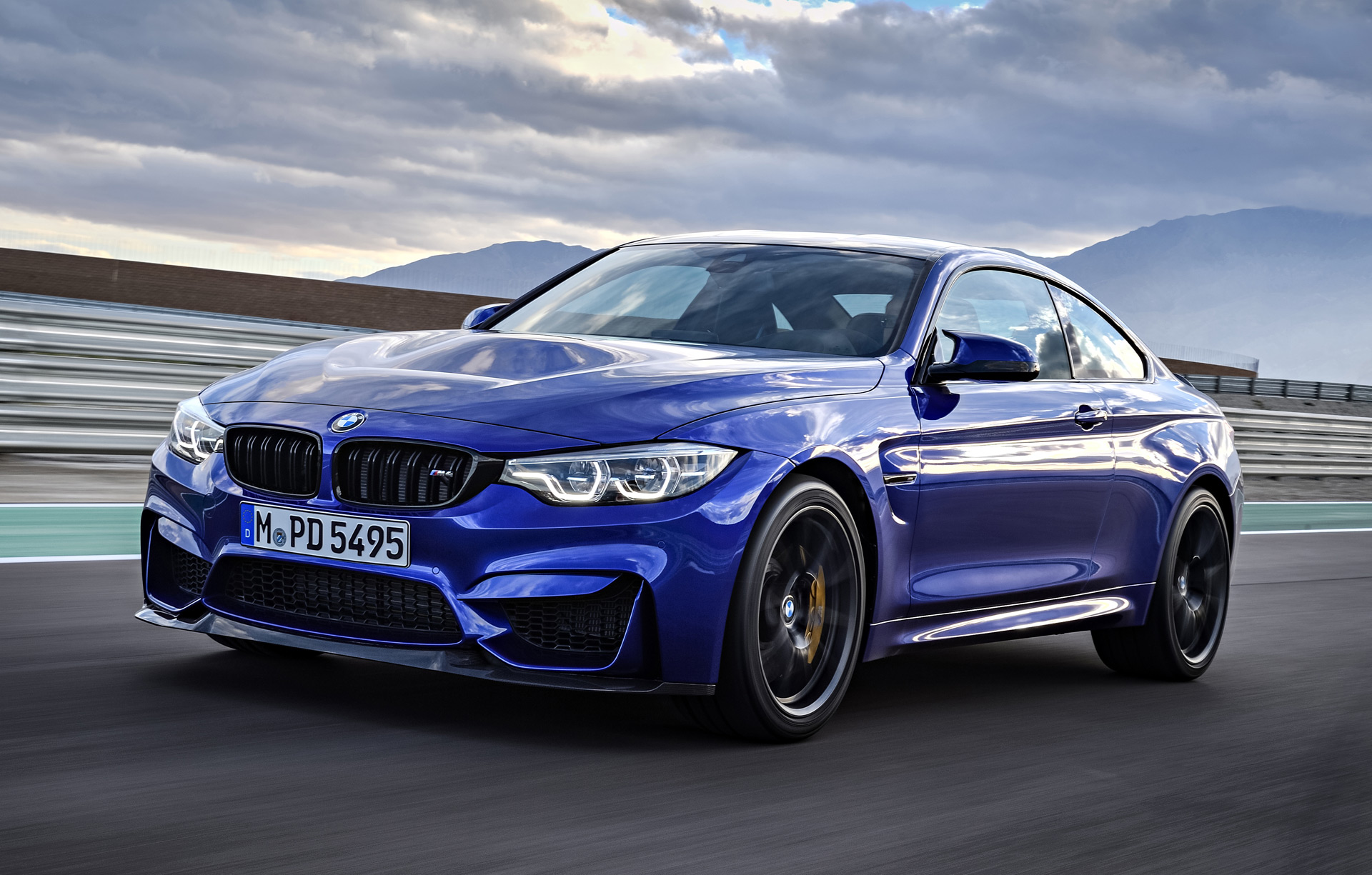 454-horsepower BMW M4 CS debuts at 2017 Shanghai auto show