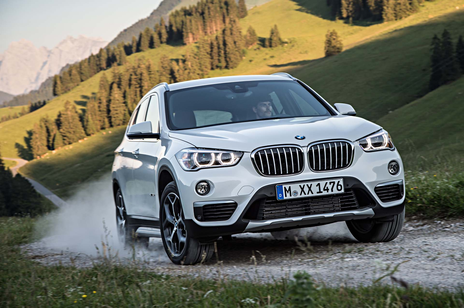 2018 Bmw X1 Review Ratings Specs Prices And Photos The Car Connection
