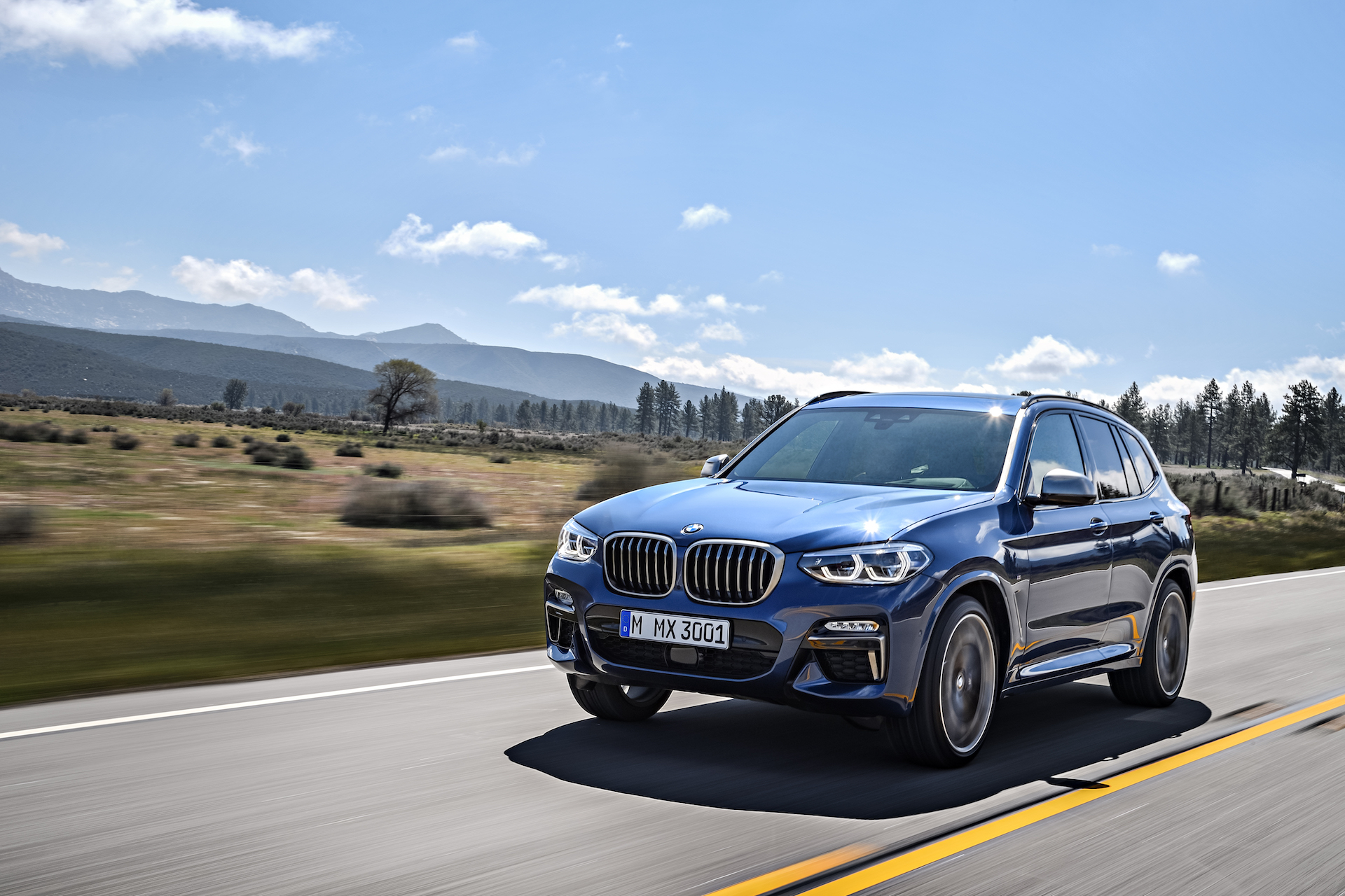 2018 Bmw X3 Review Ratings Specs Prices And Photos The Car Connection