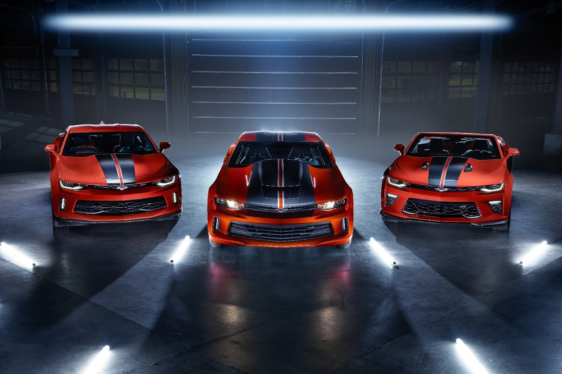Chevrolet Rolls Out 2018 Hot Wheels Edition And Copo Camaro