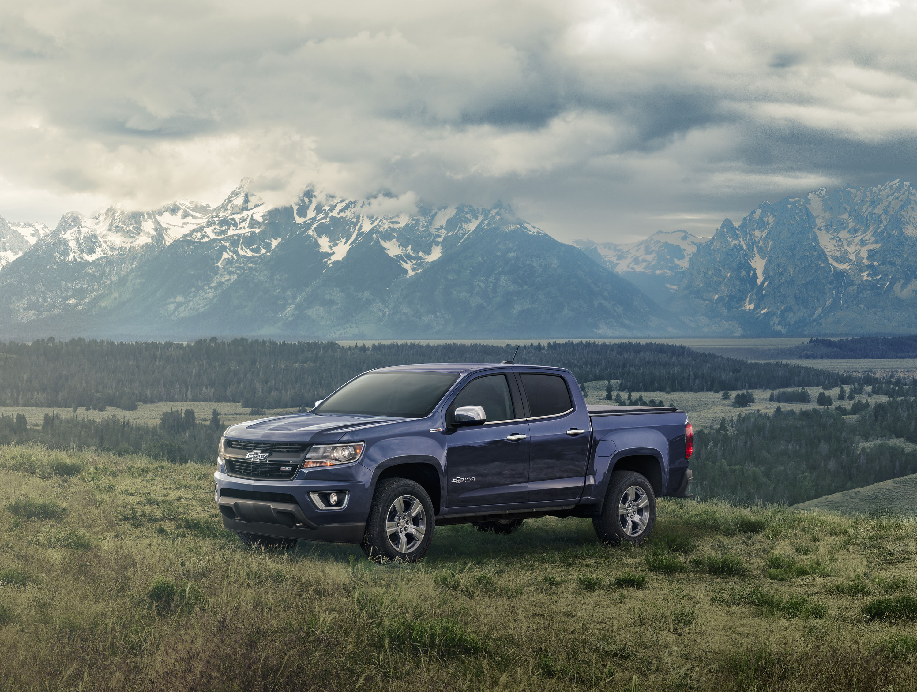 2018 Chevrolet Colorado (Chevy) Review, Ratings, Specs, Prices, and Photos  - The Car Connection
