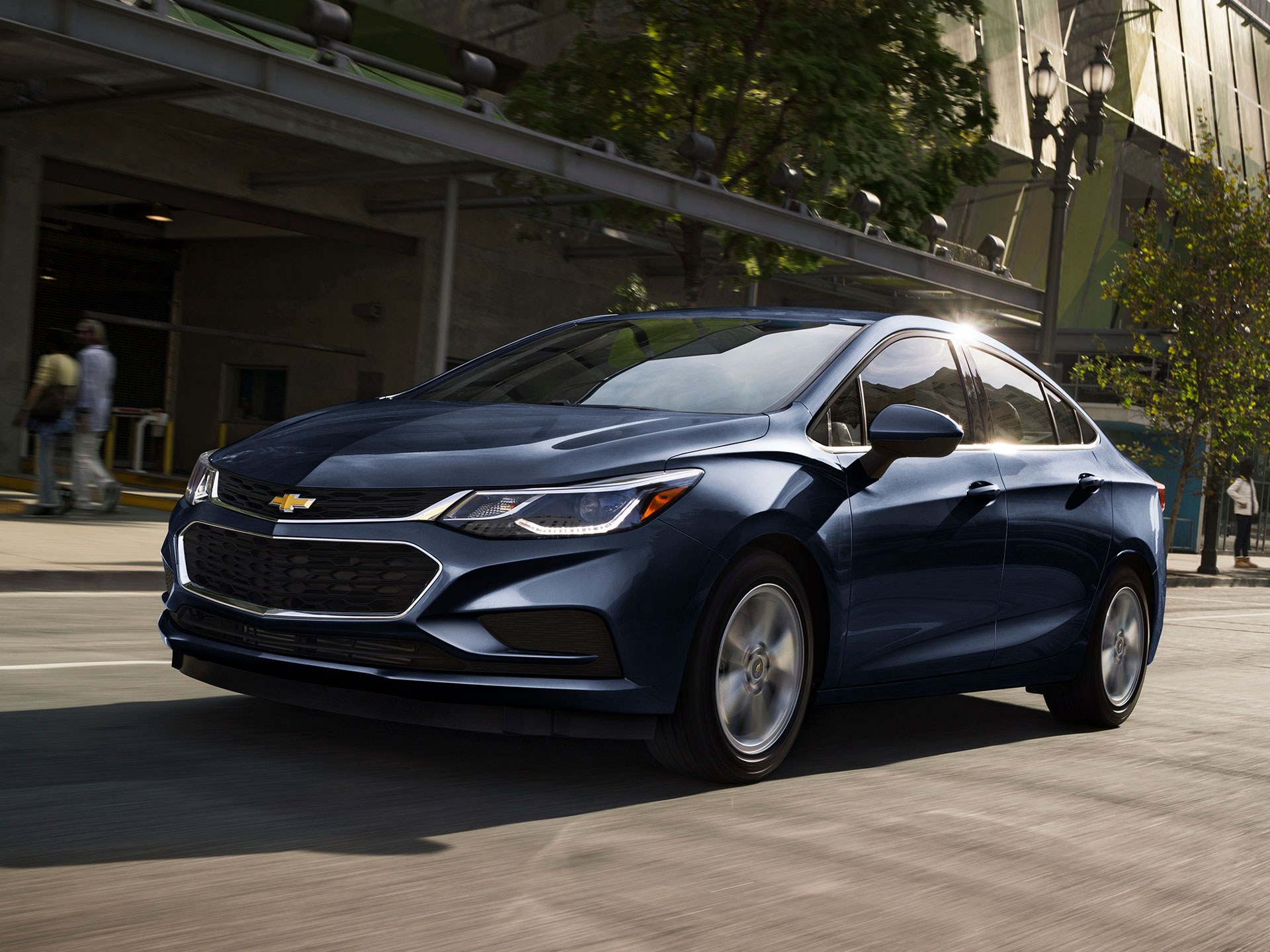 2017 Chevrolet Cruze Diesel First Drive Page 3