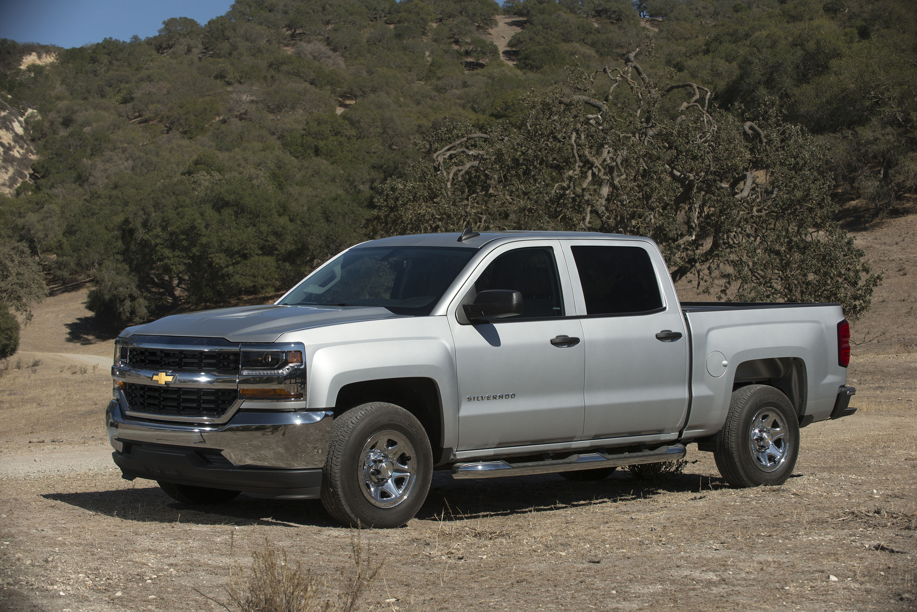 2018 Chevrolet Silverado 1500 Chevy Review Ratings Specs Prices And Photos The Car Connection