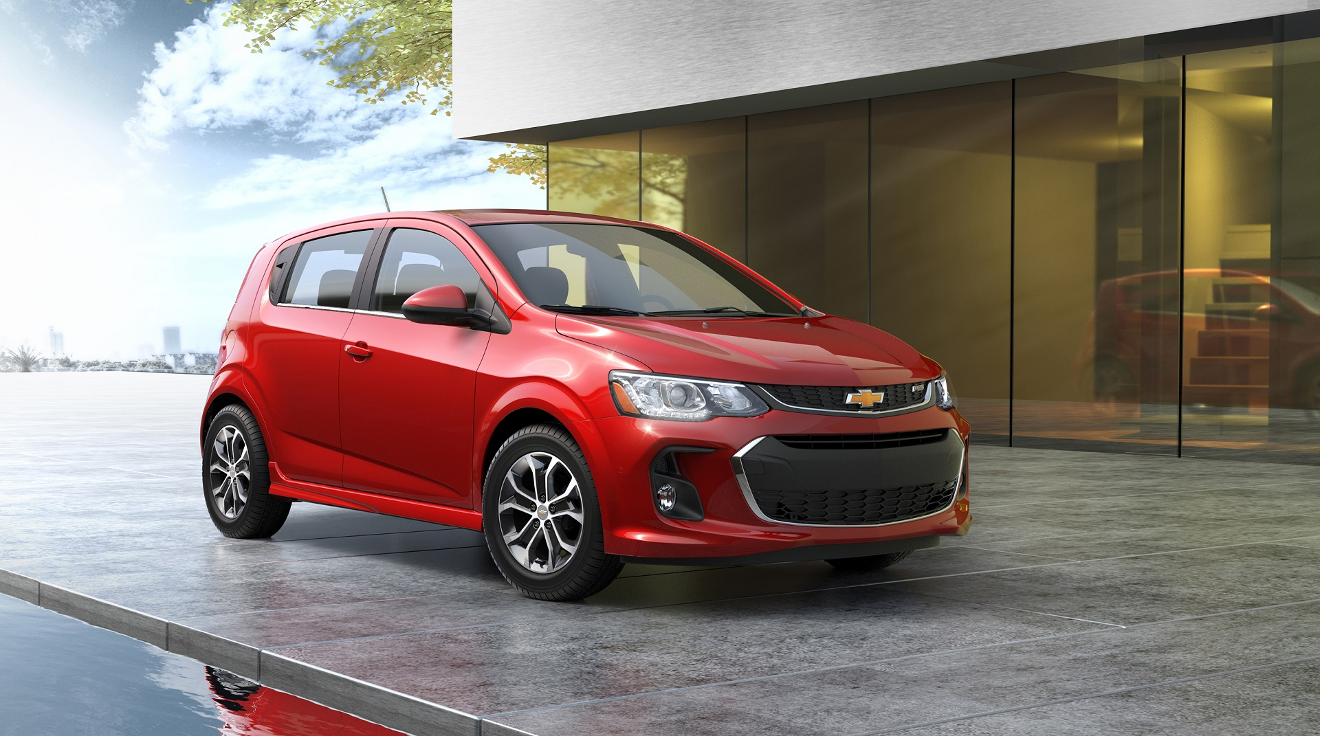 Chevrolet Sonic Owners Manual: Off-Road Recovery