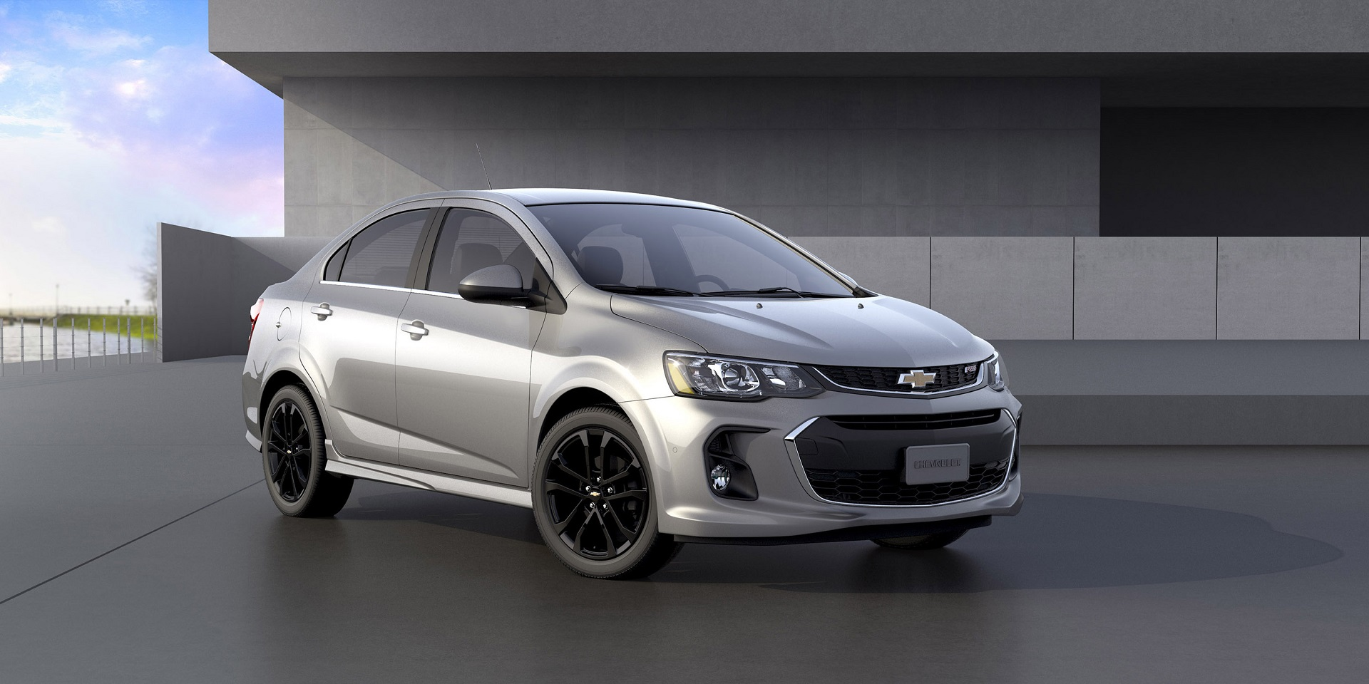 2018 Chevrolet Sonic Chevy Review Ratings Specs Prices And Photos The Car Connection