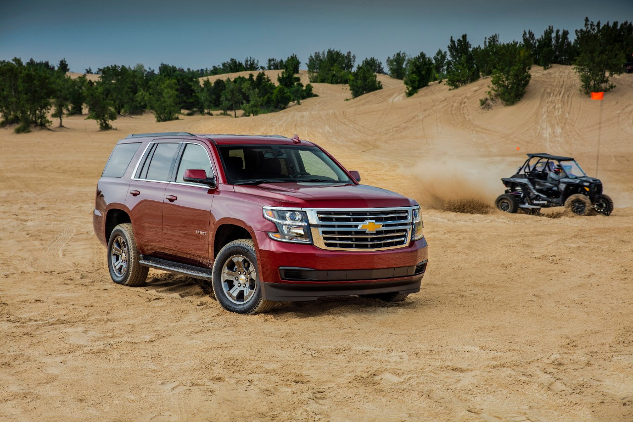 2018 chevrolet tahoe genesis and google assistant fuel economy