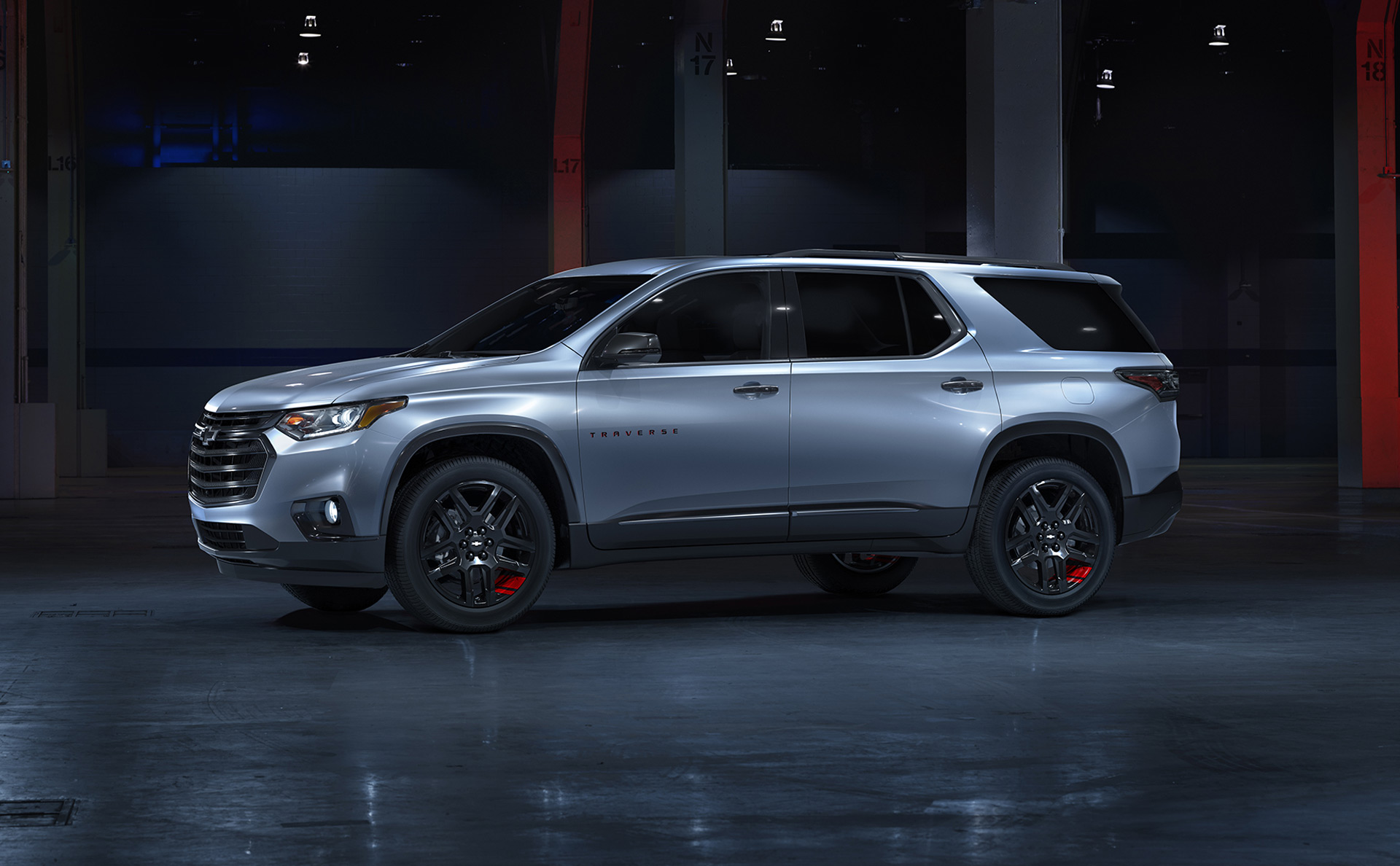 Compromise king: 2018 Chevrolet Traverse RS priced from ...