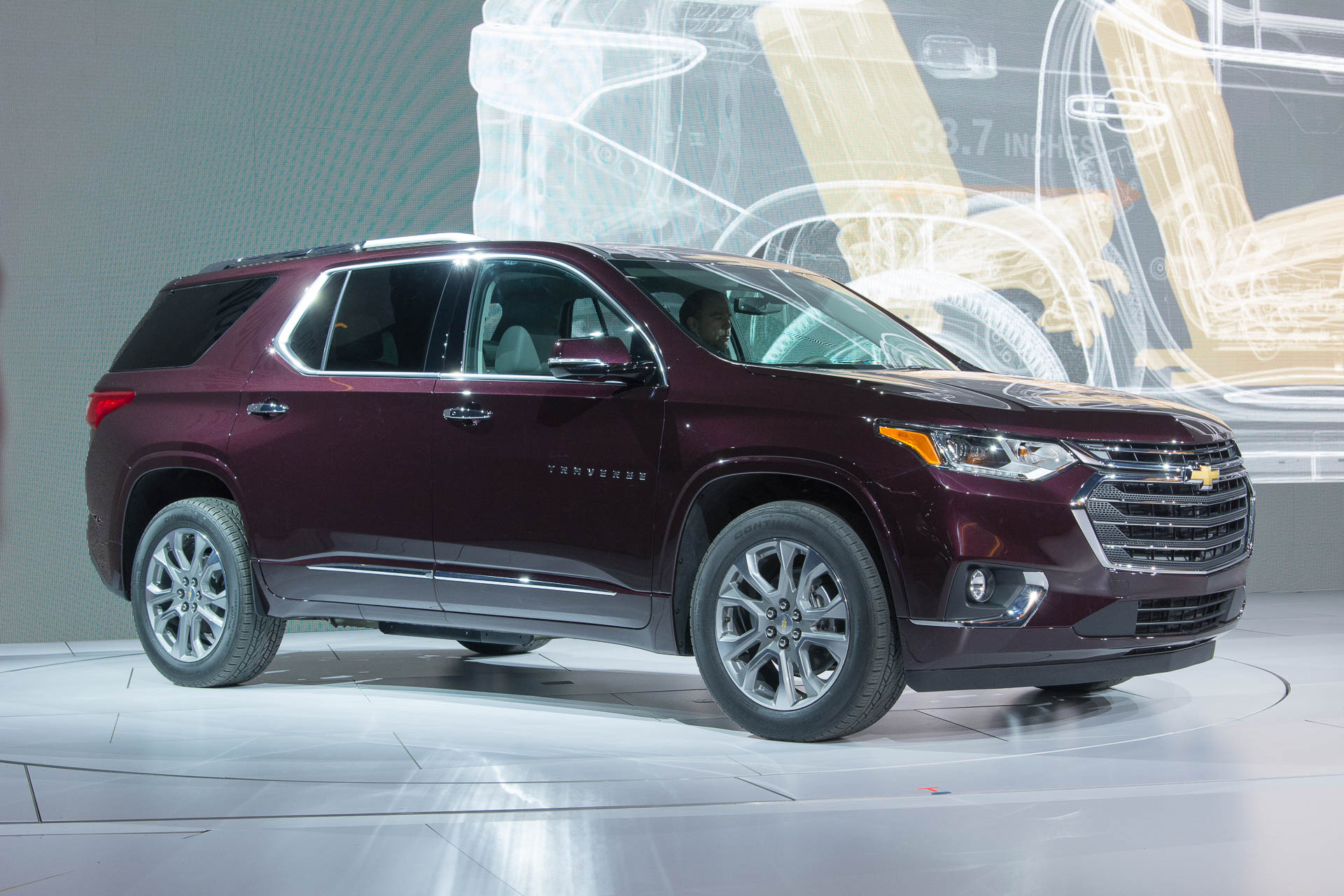GM's future SUVs and crossovers: Light-truck based, heavy ...