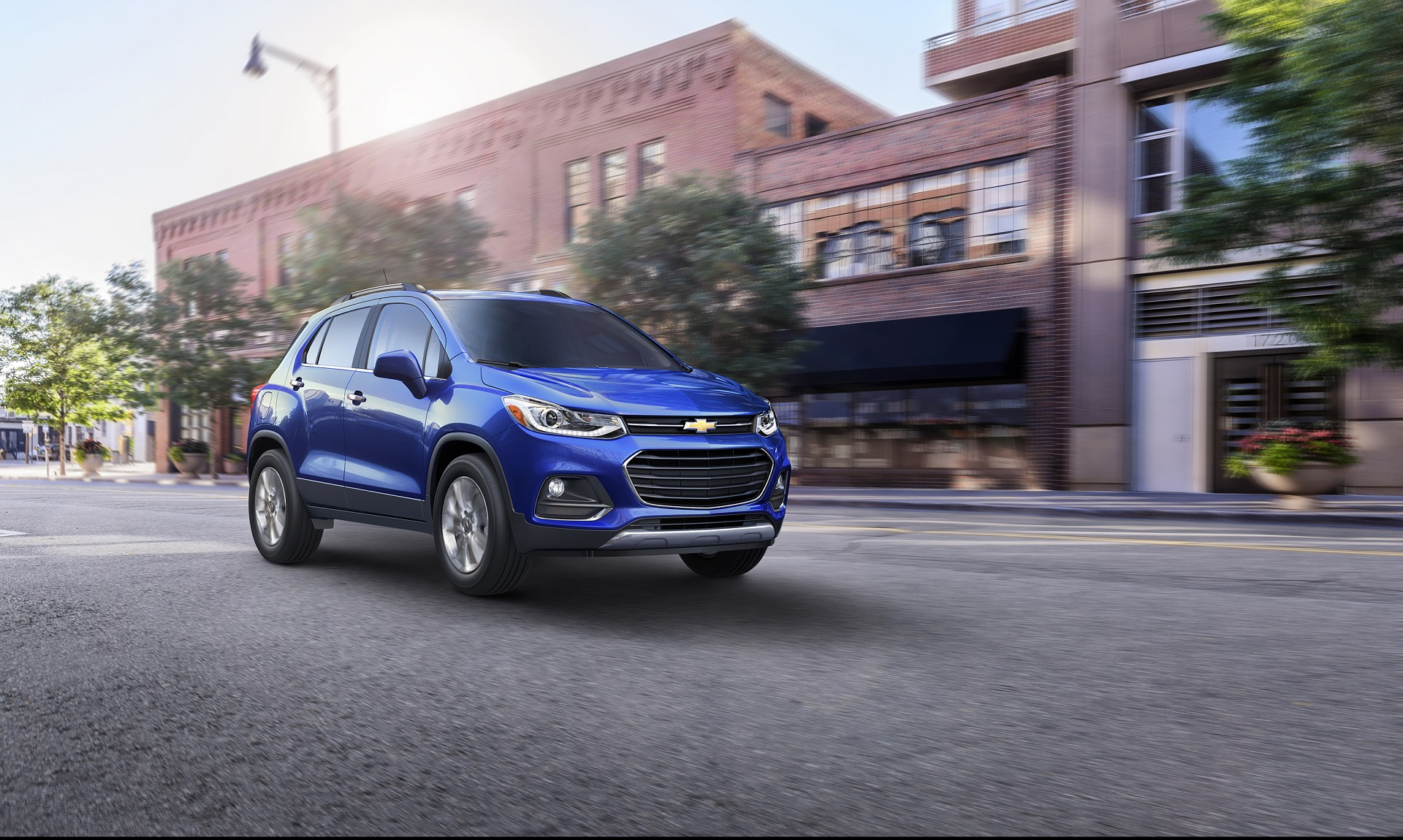 2018 Chevrolet Trax Chevy Review Ratings Specs Prices And