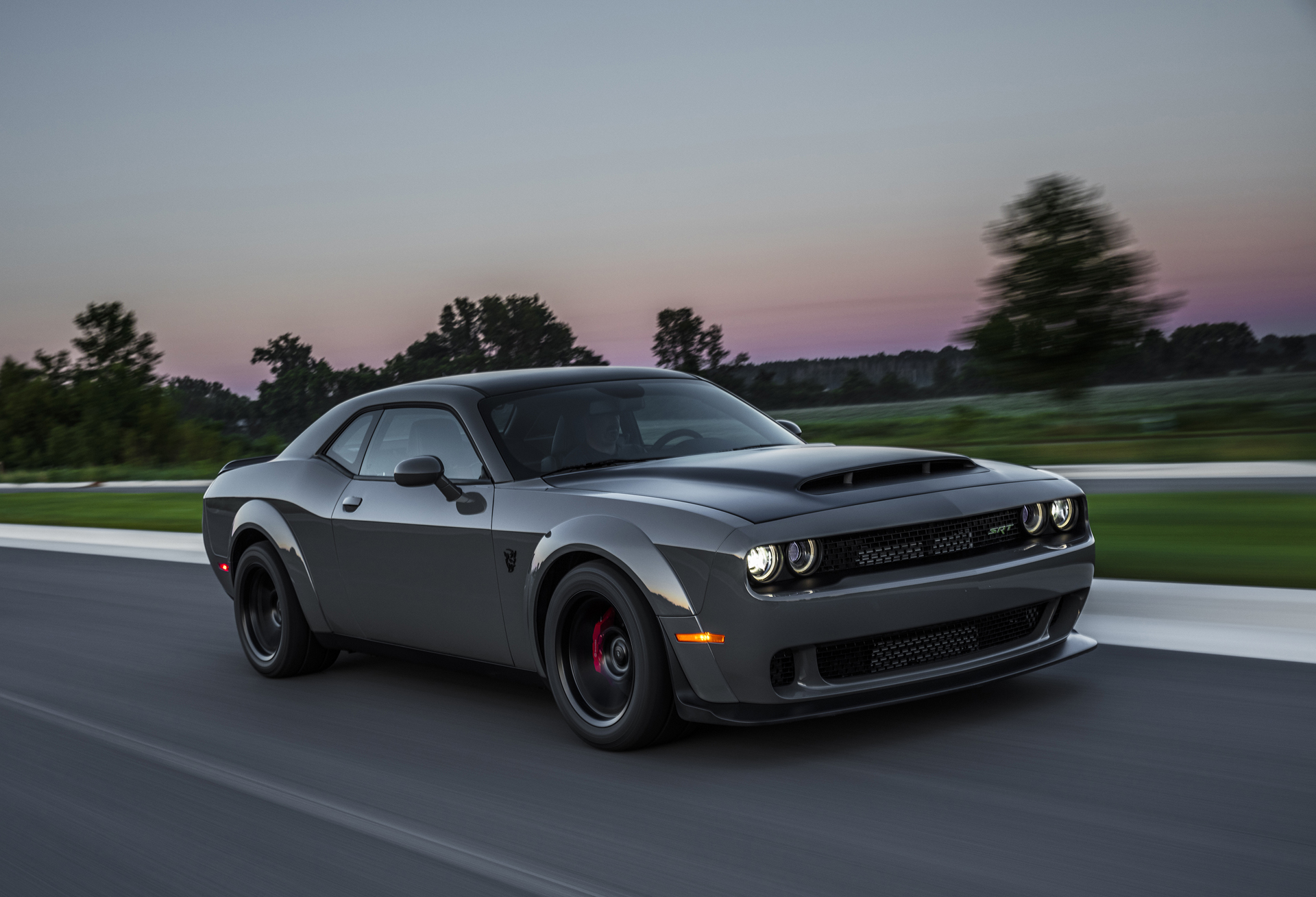 2018 Dodge Challenger Preview