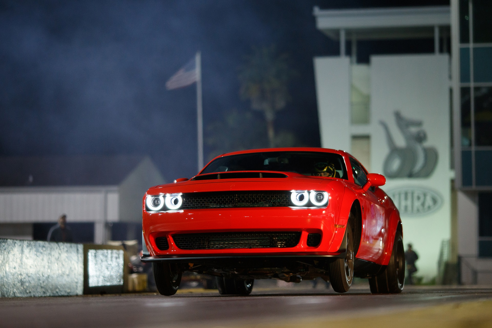 2018 Dodge Challenger Srt Demon Recalled Because Cruise Control Can Stay On