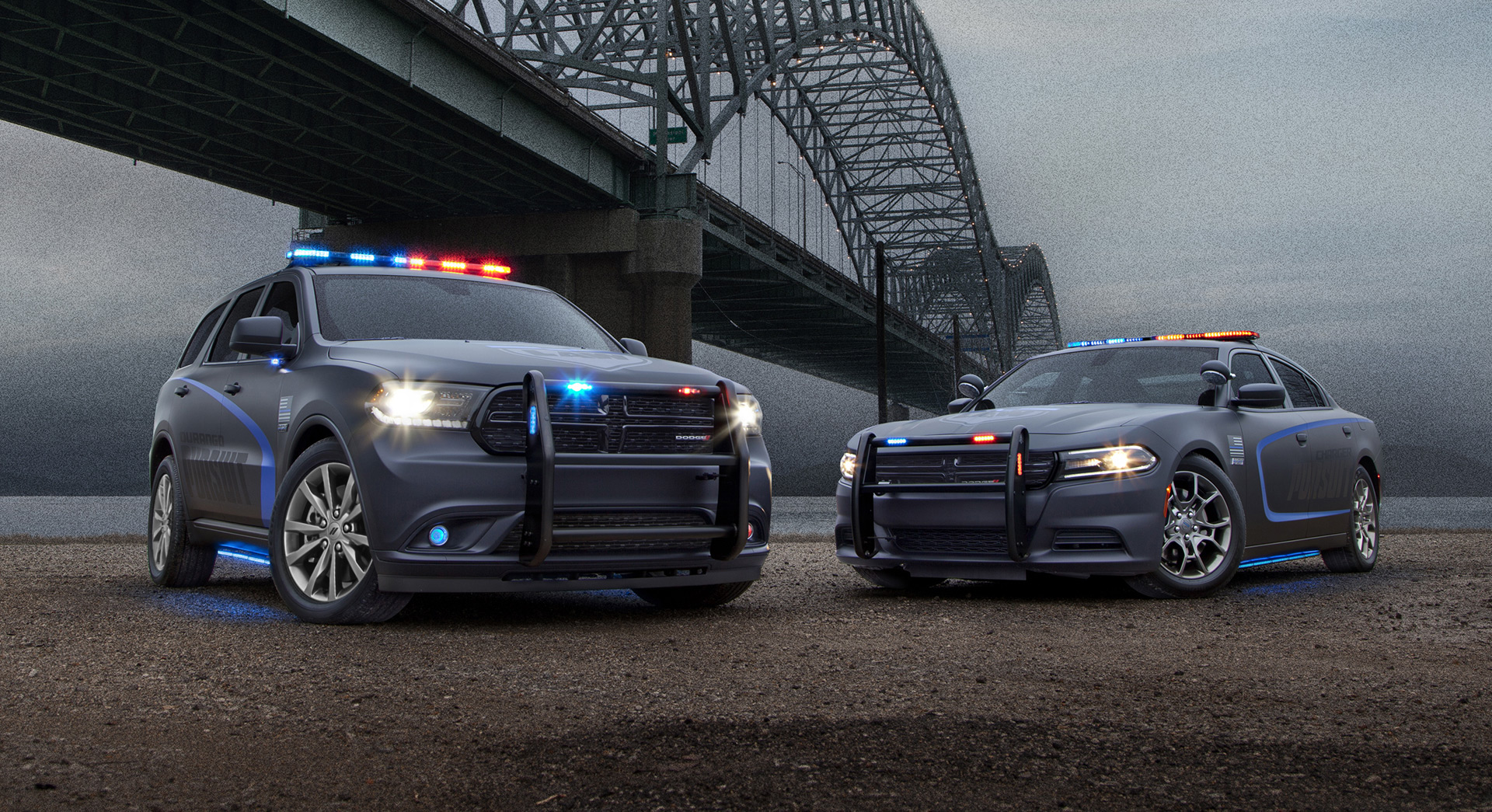 Durango Pursuit joins Dodge's police fleet offerings