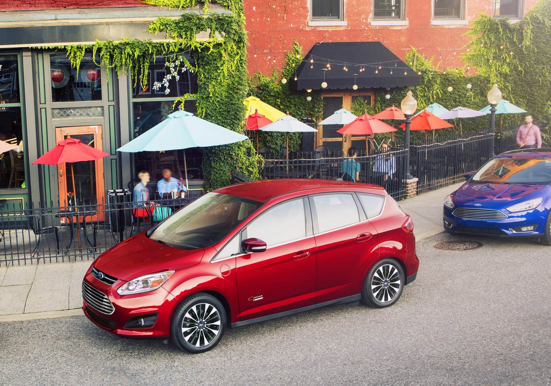 Ford C Max Energi >> Ford C Max Energi Plug In Production Over Hybrid Has Only