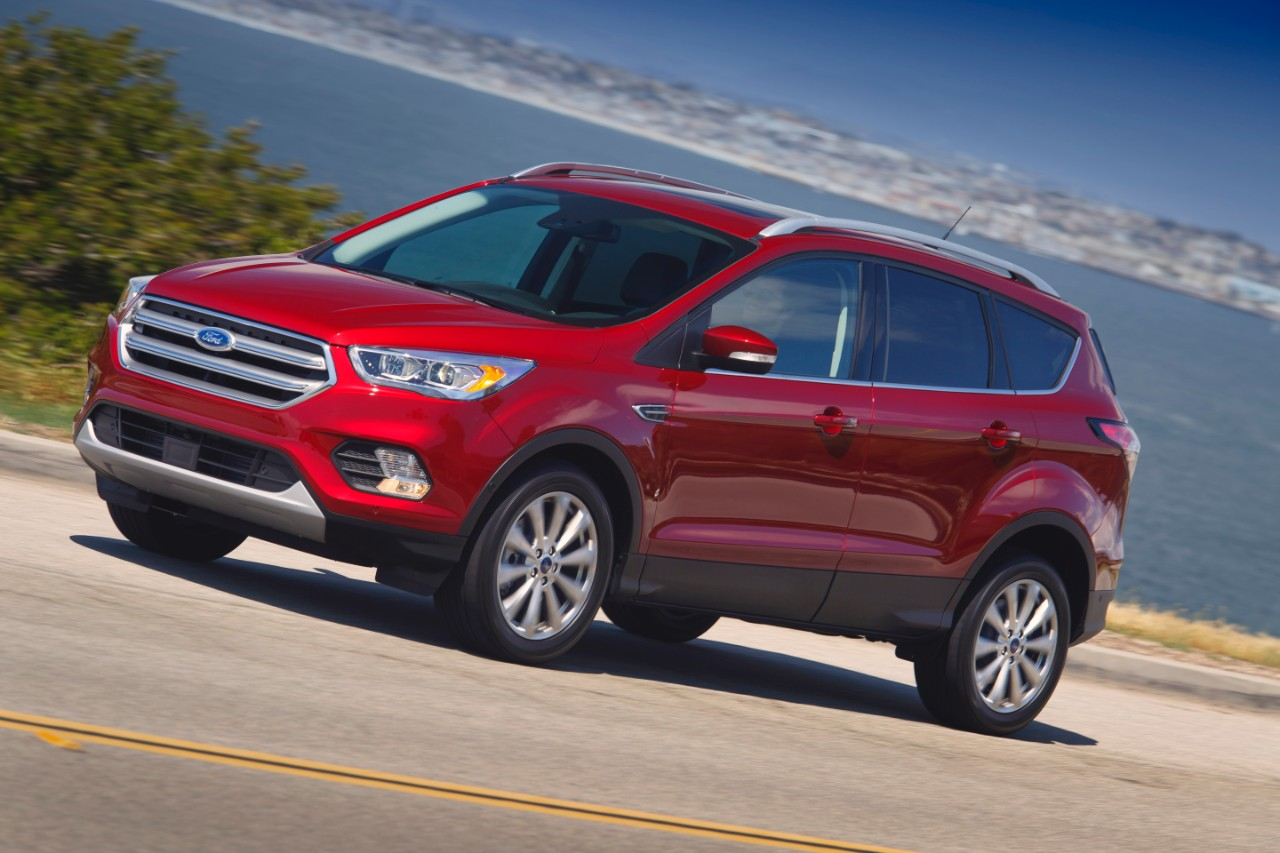 2018 Ford Escape Review Ratings Specs
