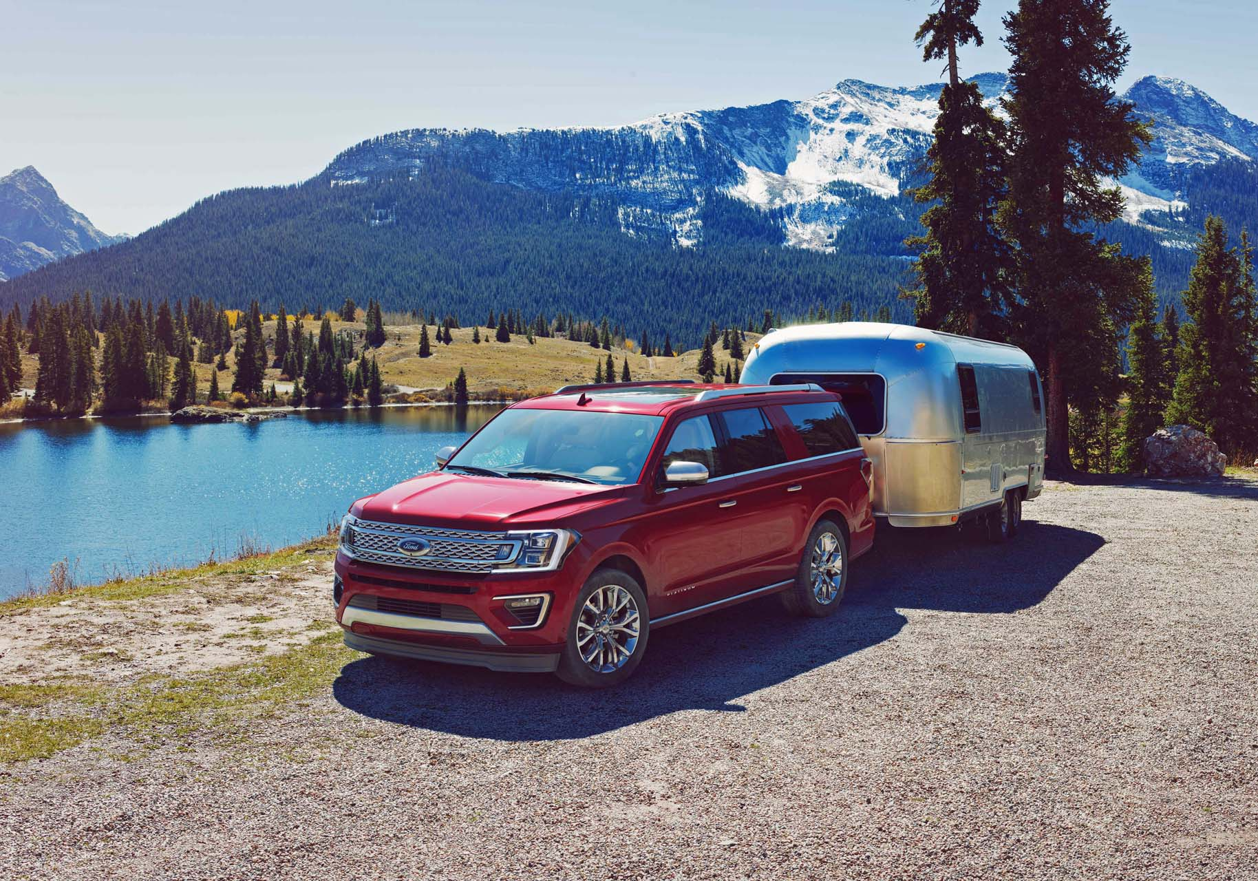 Most Capable Full Size Suv For Towing The 2018 Ford Expedition Again