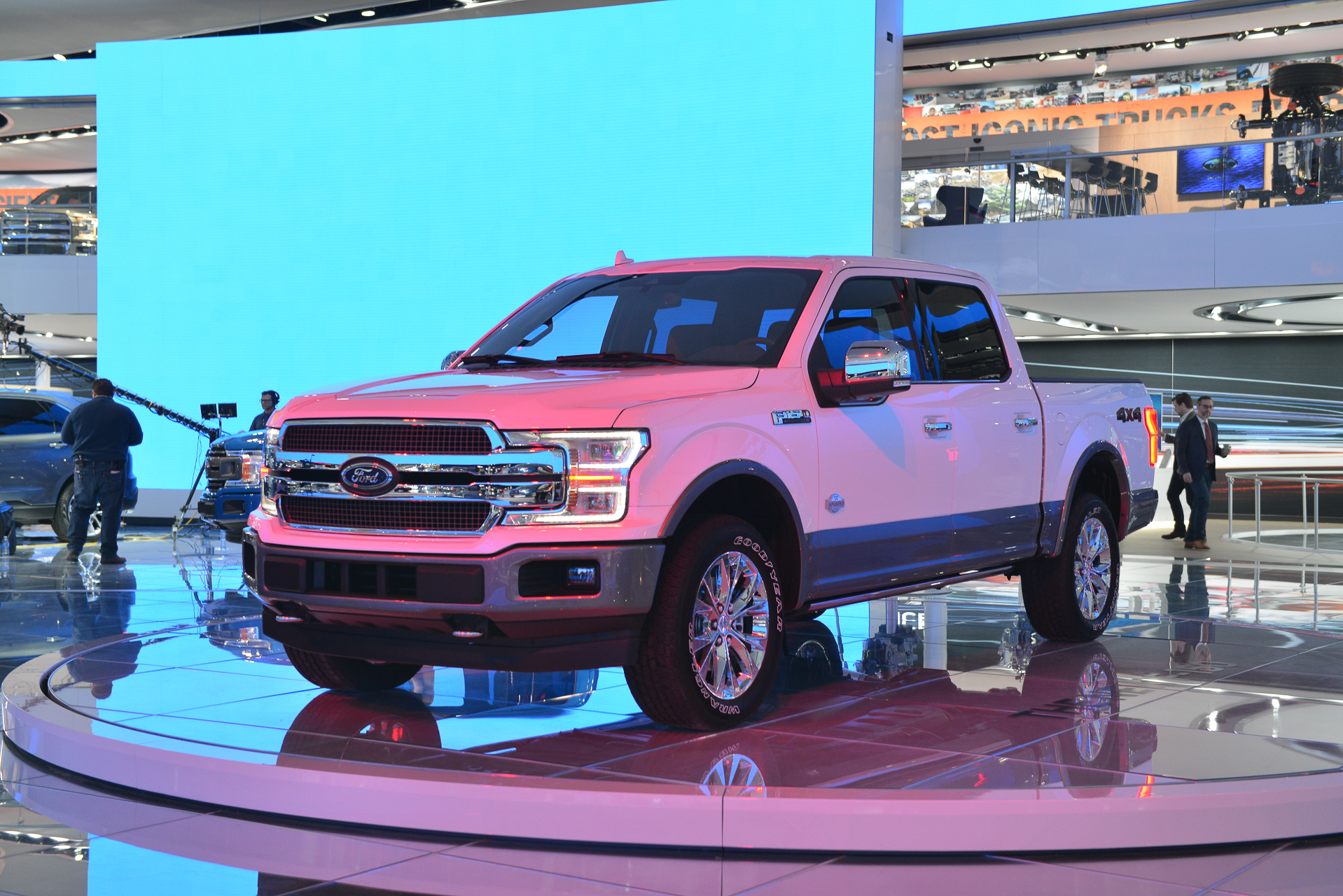 2018 Ford F-150 video preview