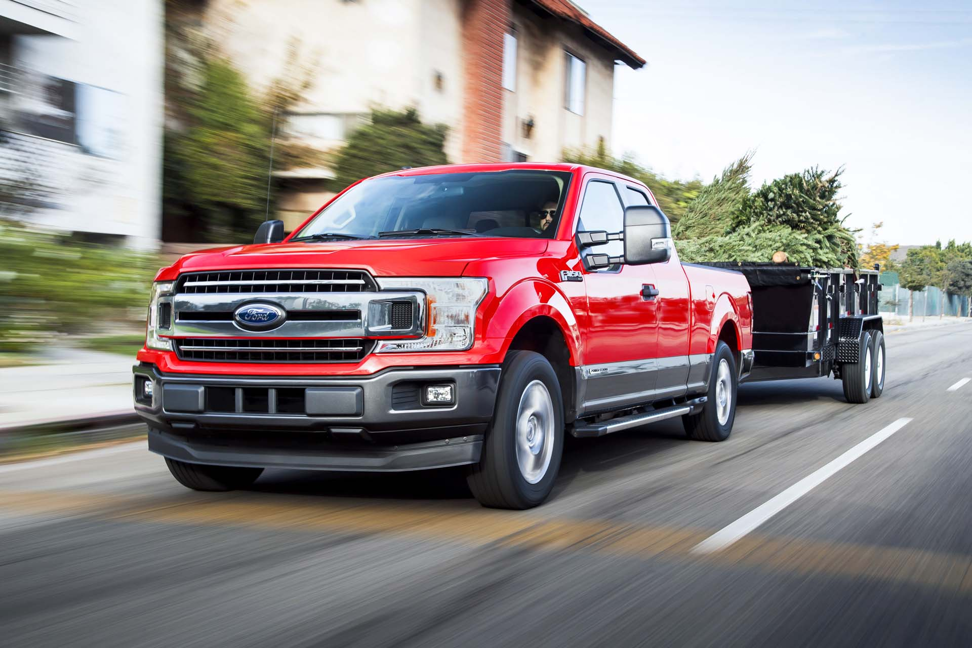Sel Ford F 150 Specs Revealed 250 Hp Tows Up To 11 400 Pounds On In Spring