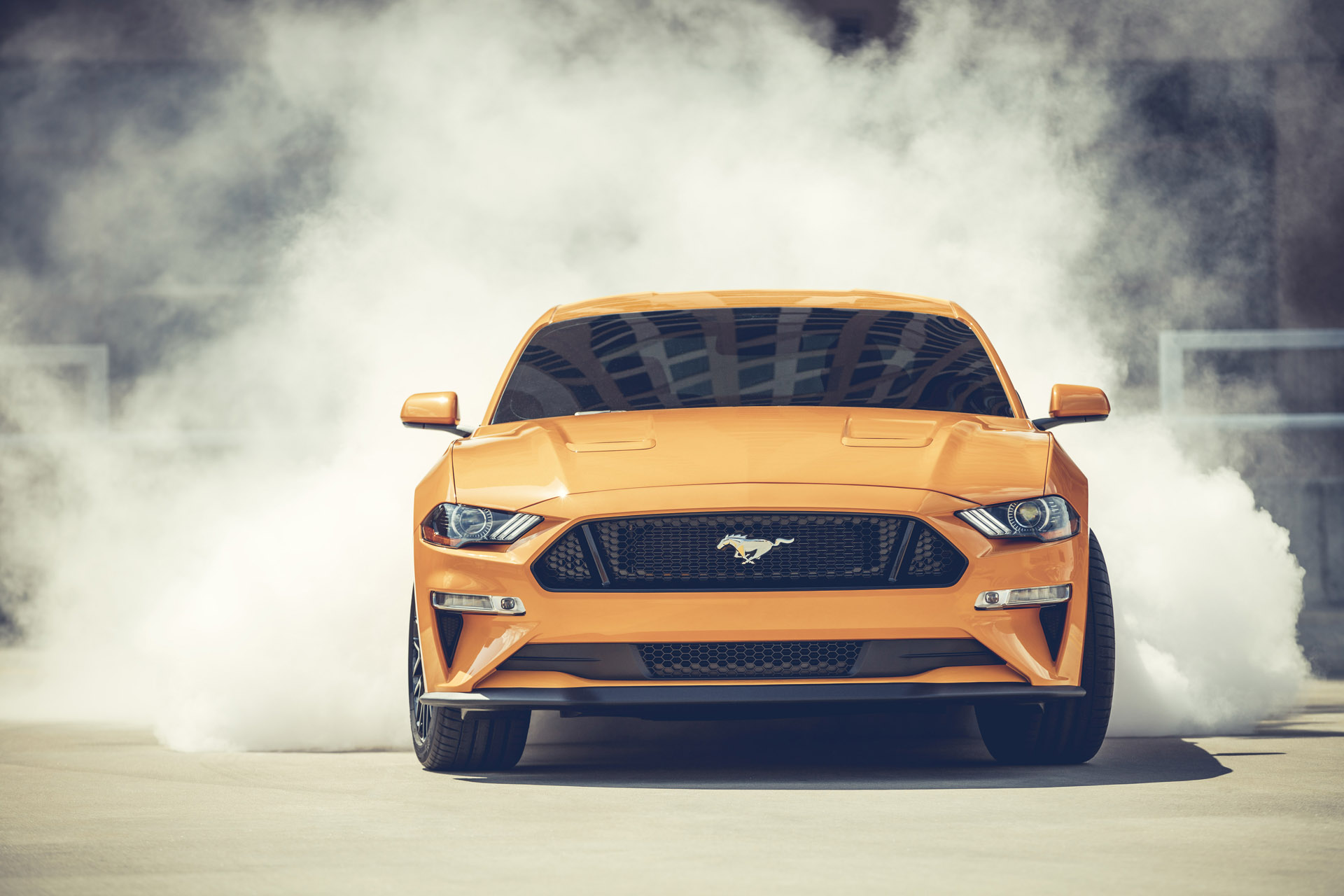 2018 ford mustang first drive review getting serious