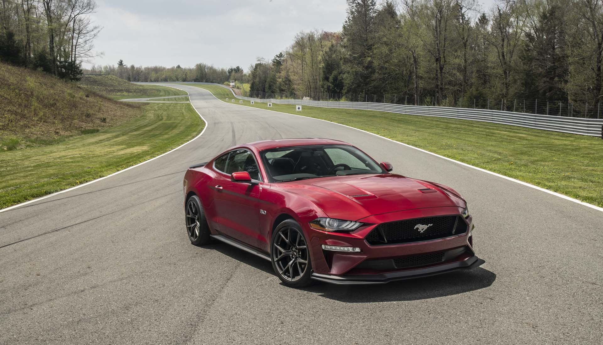 History of the Ford Mustang GT