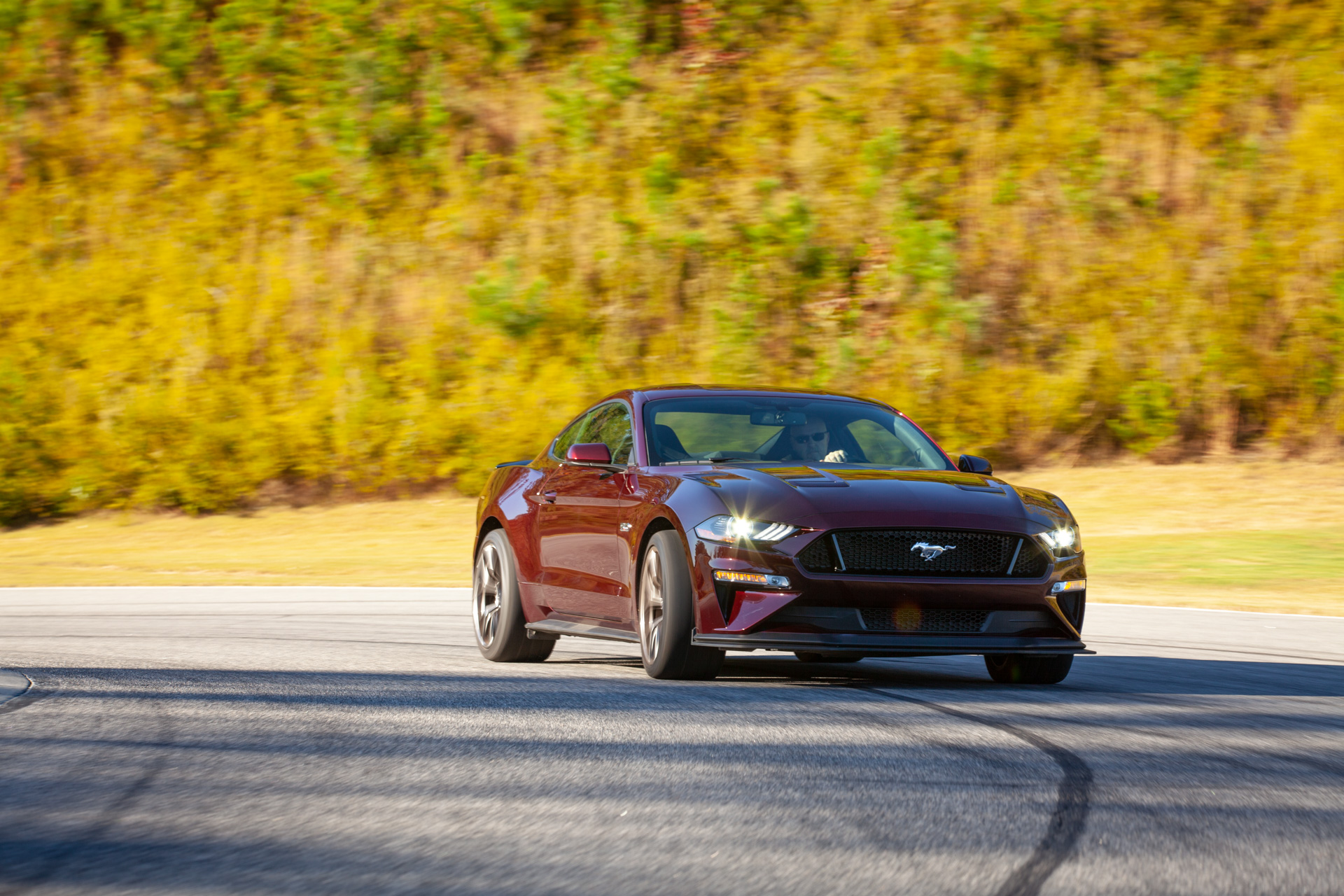Is the 2018 mustang gt the end of a performance era